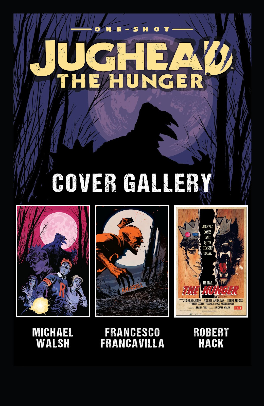 Jughead The Hunger Issue #0 #1 - English 42