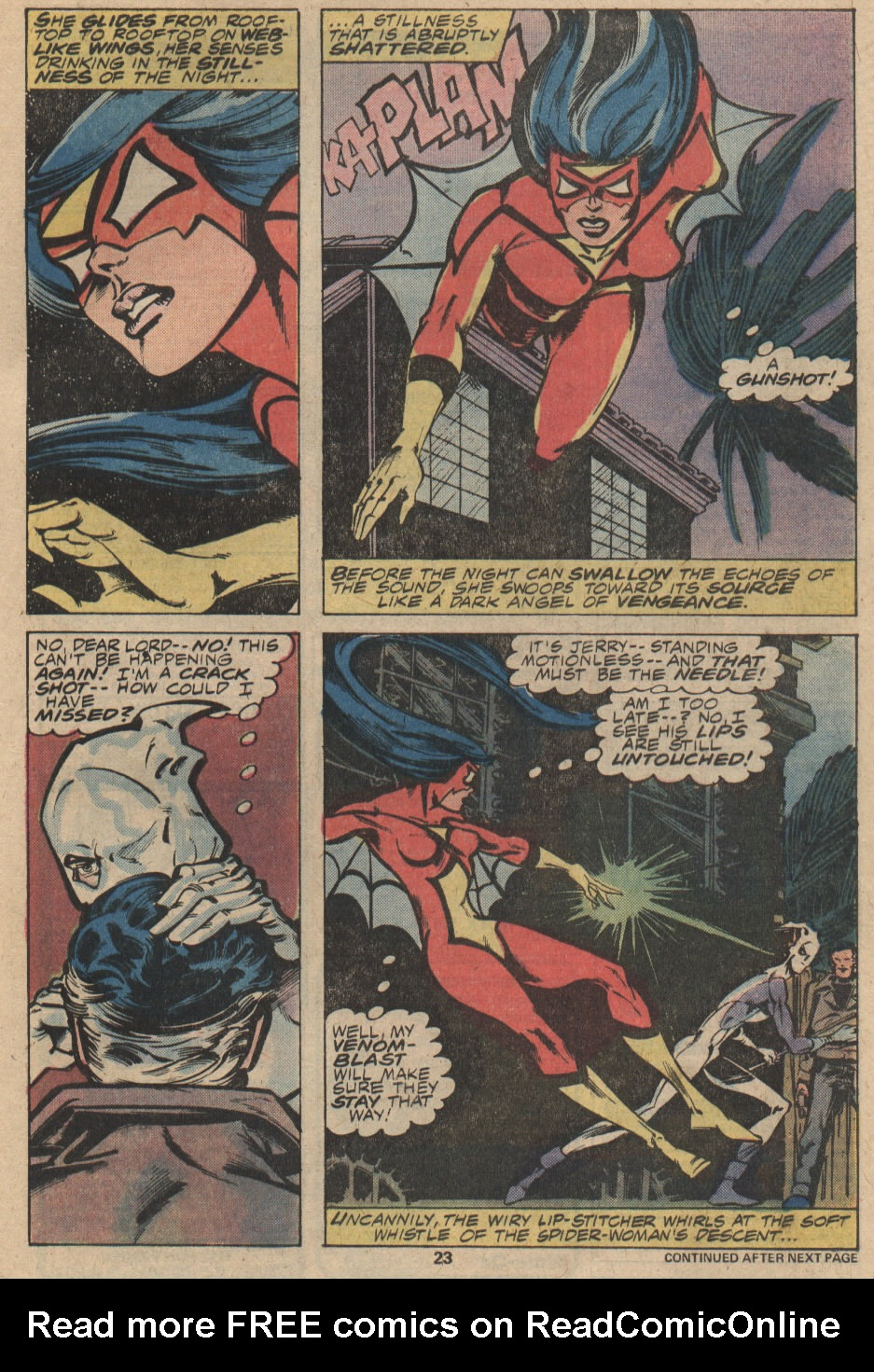 Spider-Woman (1978) Issue #9 #9 - English 15