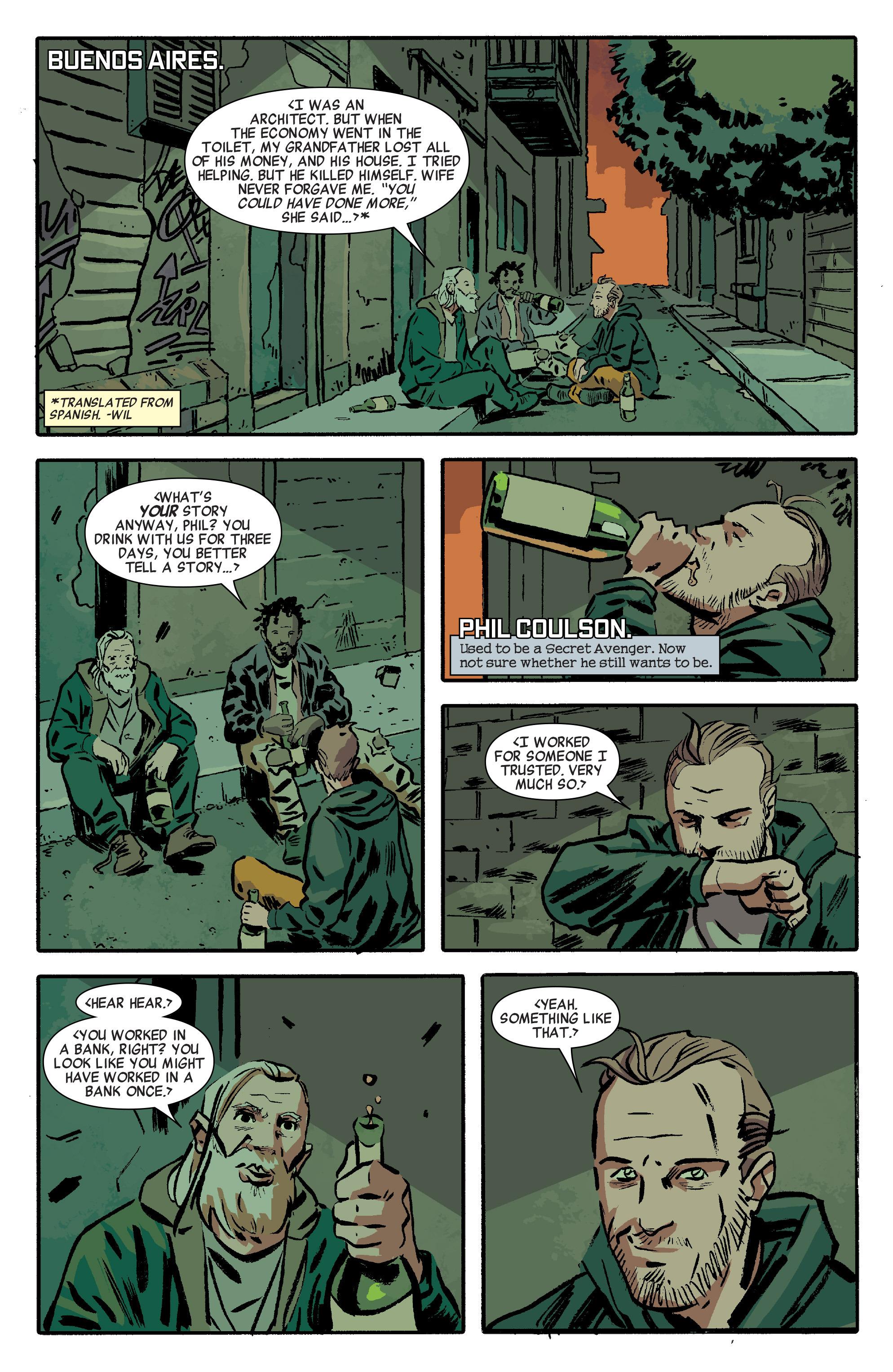Read online Secret Avengers (2014) comic -  Issue #9 - 5