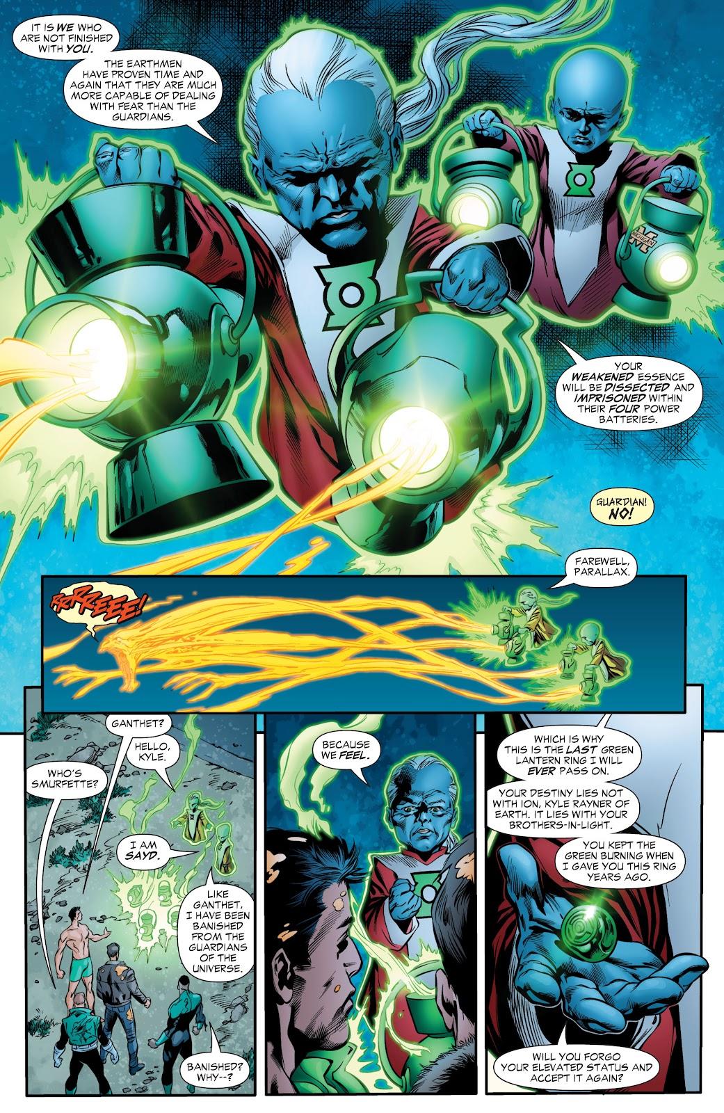 Green Lantern: The Sinestro Corps War Full #1 - English 197