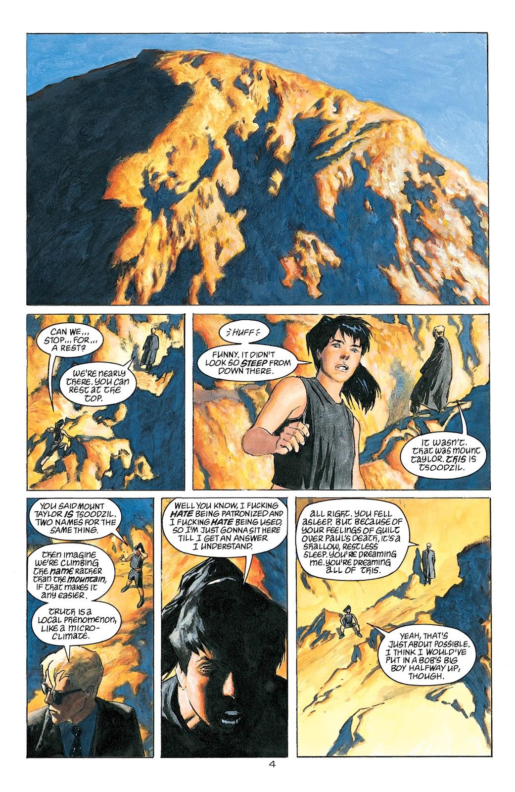Sandman Presents: Lucifer Issue #3 #3 - English 5