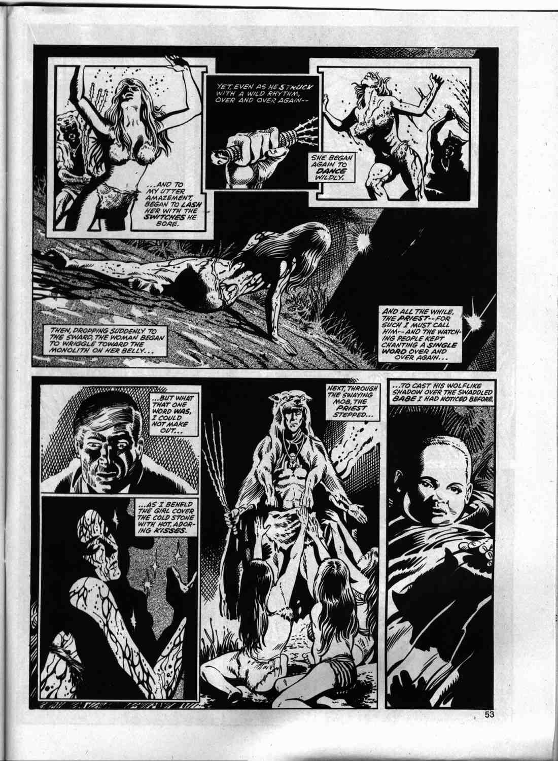 The Savage Sword Of Conan Issue #74 #75 - English 51