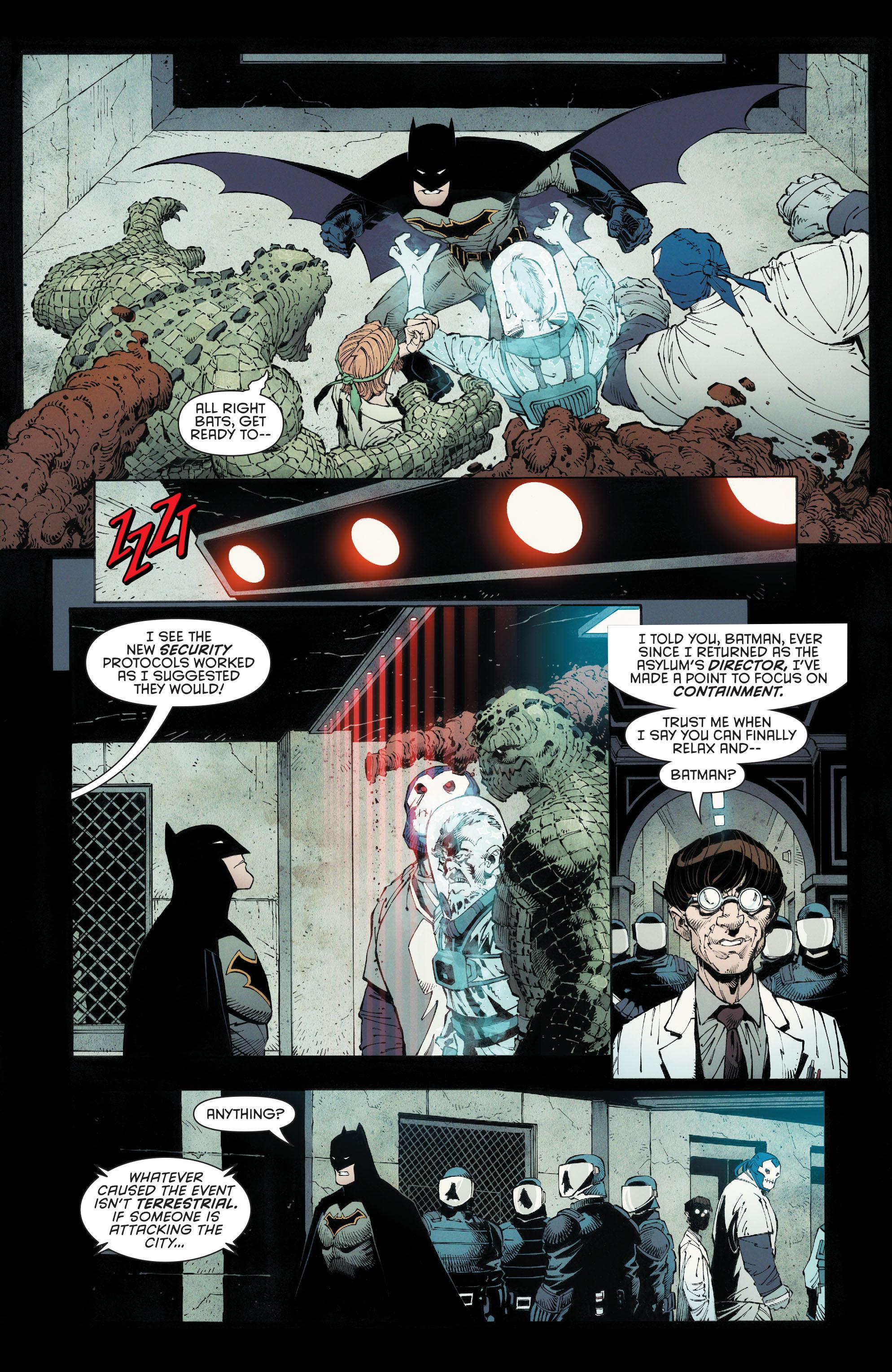 Batman (2011) #51 #74 - English 12