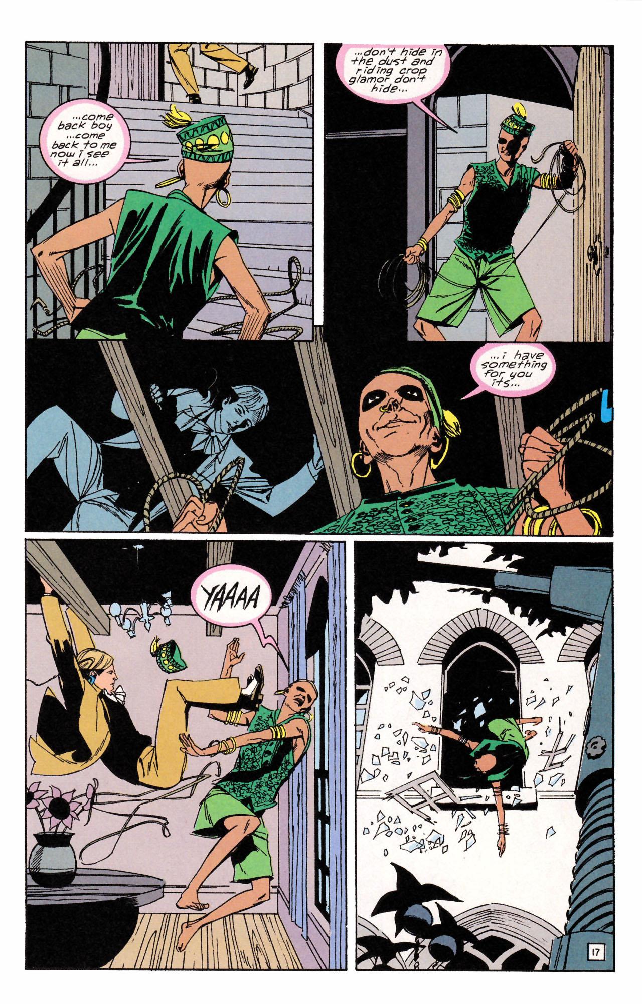 Read online Sebastian O comic -  Issue #2 - 21