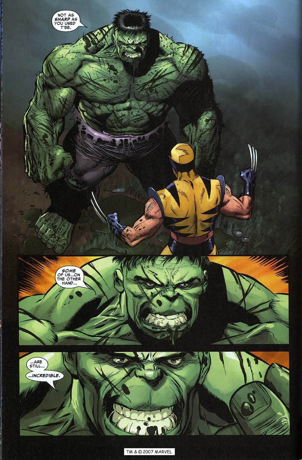 Read online The Incredible Hulk (2000) comic -  Issue #80 - 20