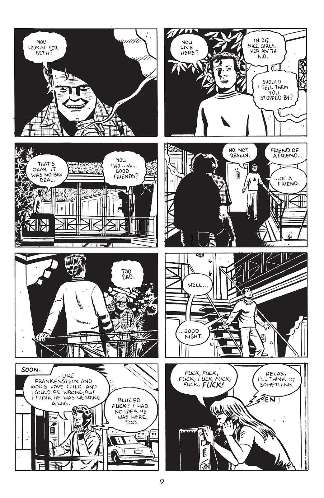 Stray Bullets Issue #24 #24 - English 11