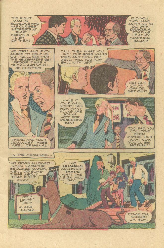 Read online Scooby-Doo... Mystery Comics comic -  Issue #25 - 9