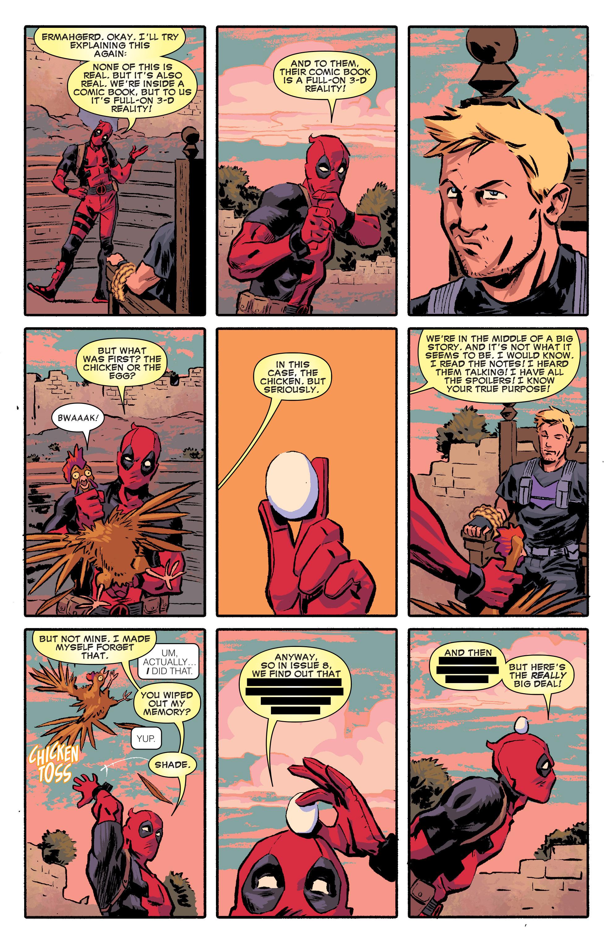 Read online Secret Avengers (2014) comic -  Issue #7 - 9