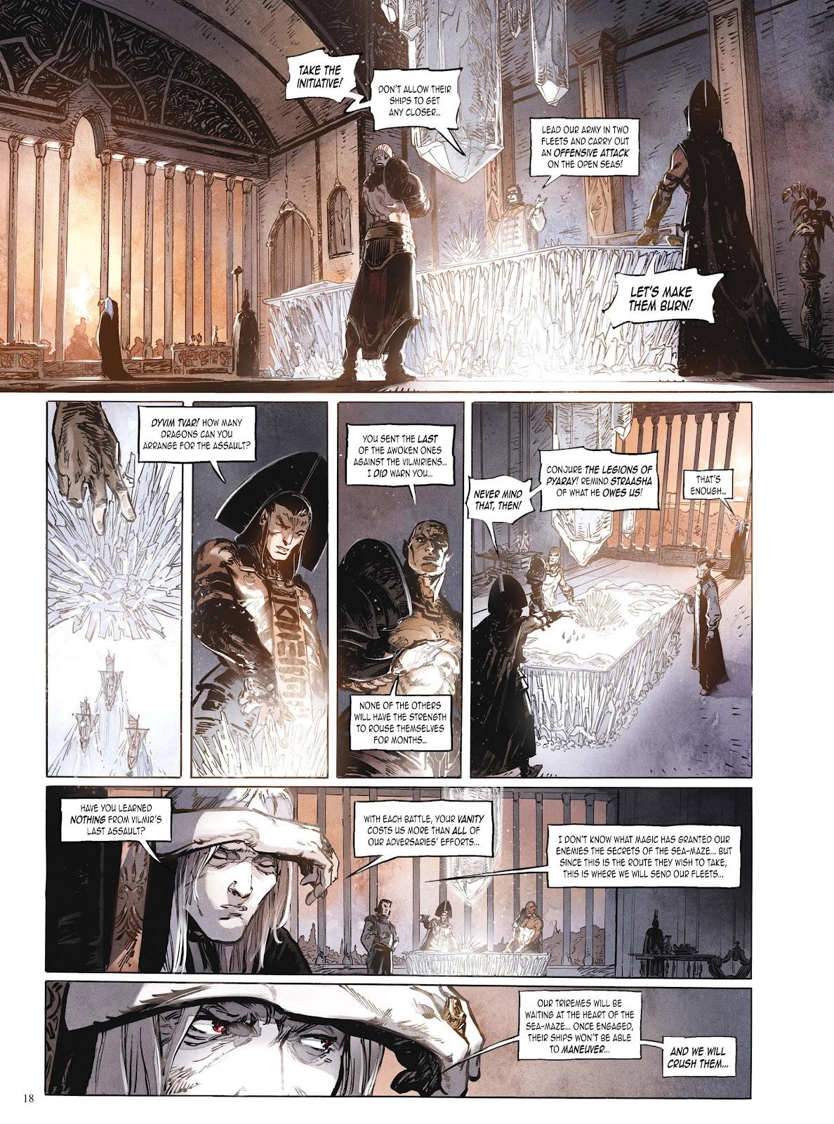 Elric (2014) TPB 1 #1 - English 19