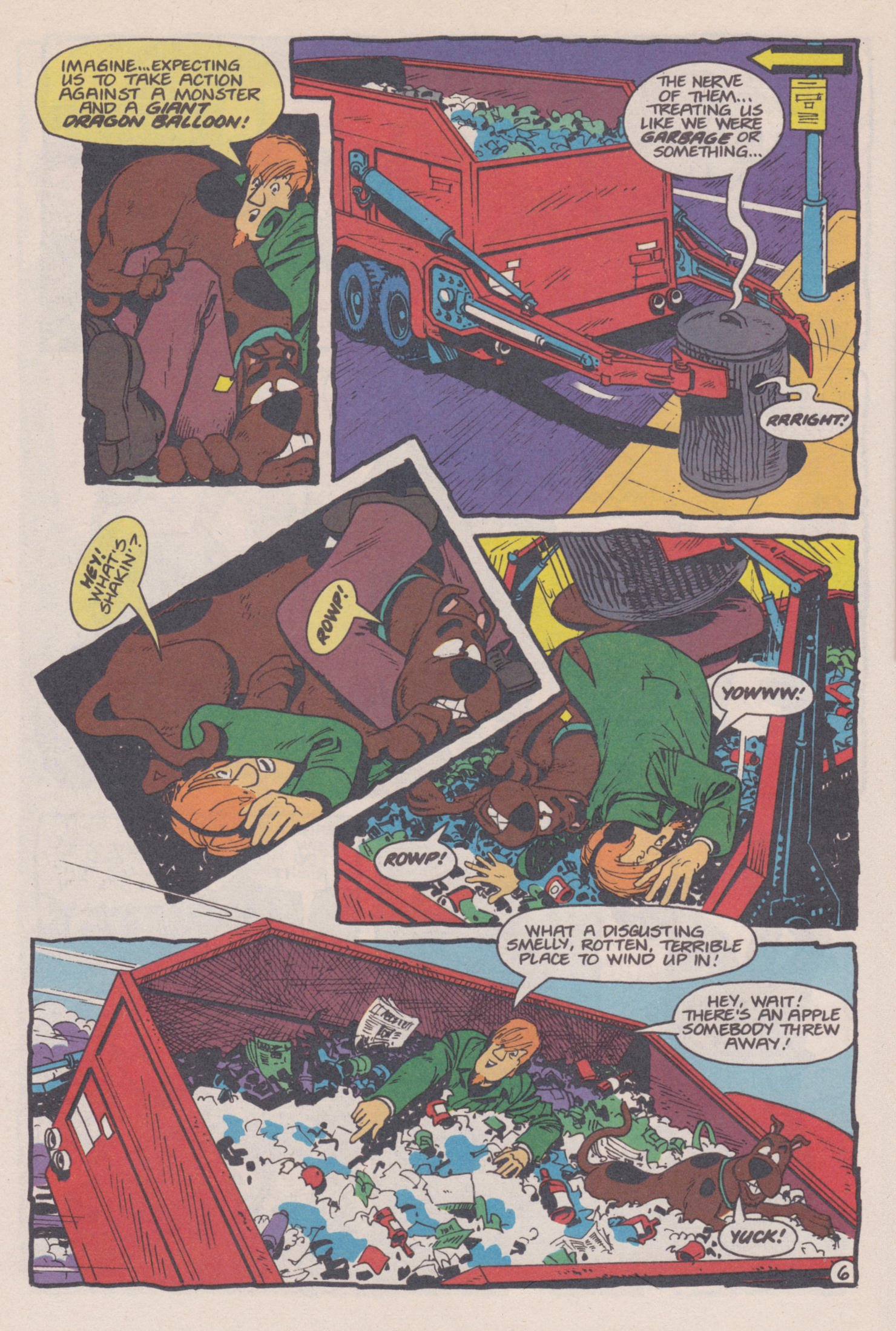 Read online Scooby-Doo (1995) comic -  Issue #14 - 7
