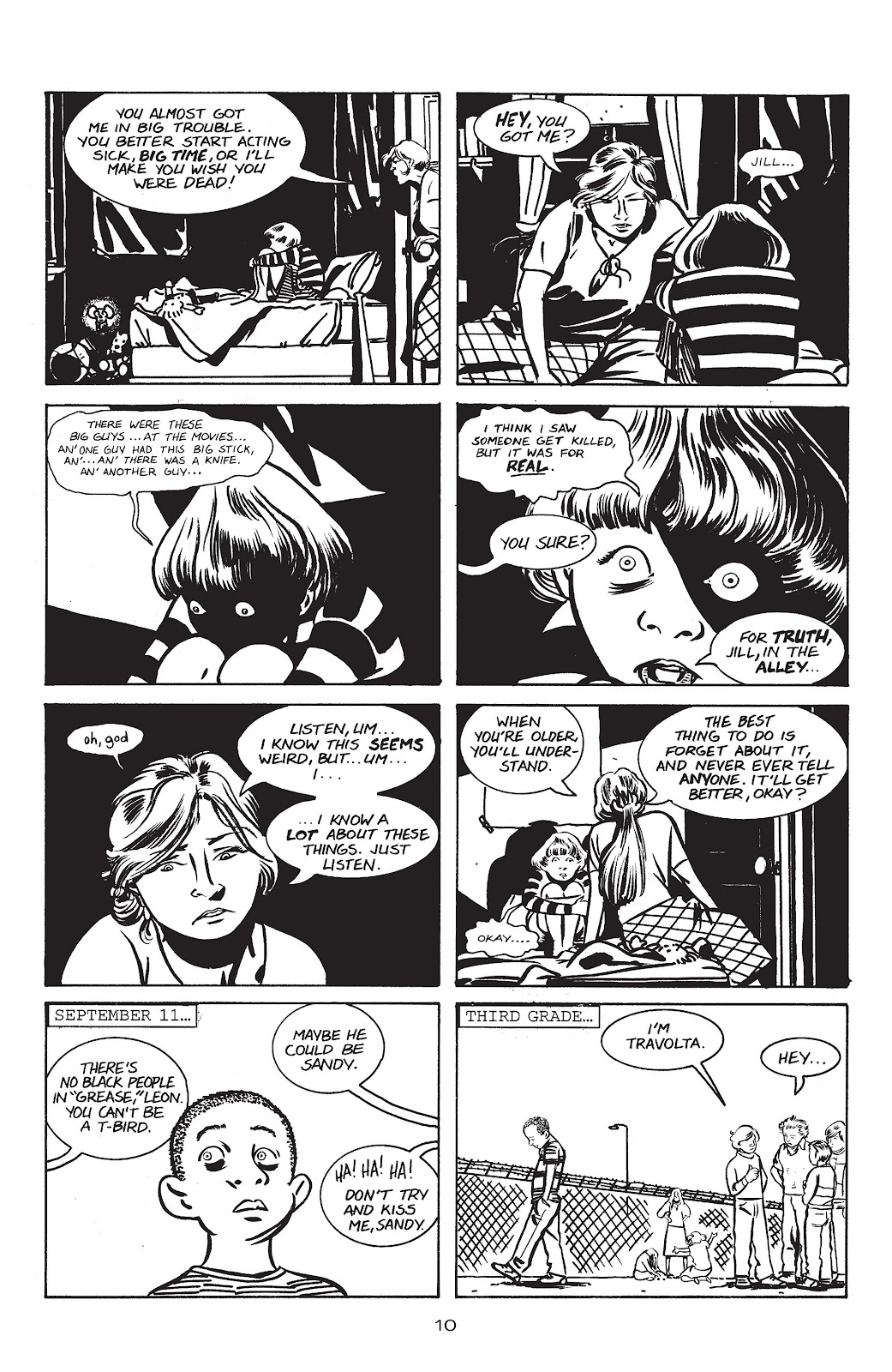 Stray Bullets Issue #2 #2 - English 12
