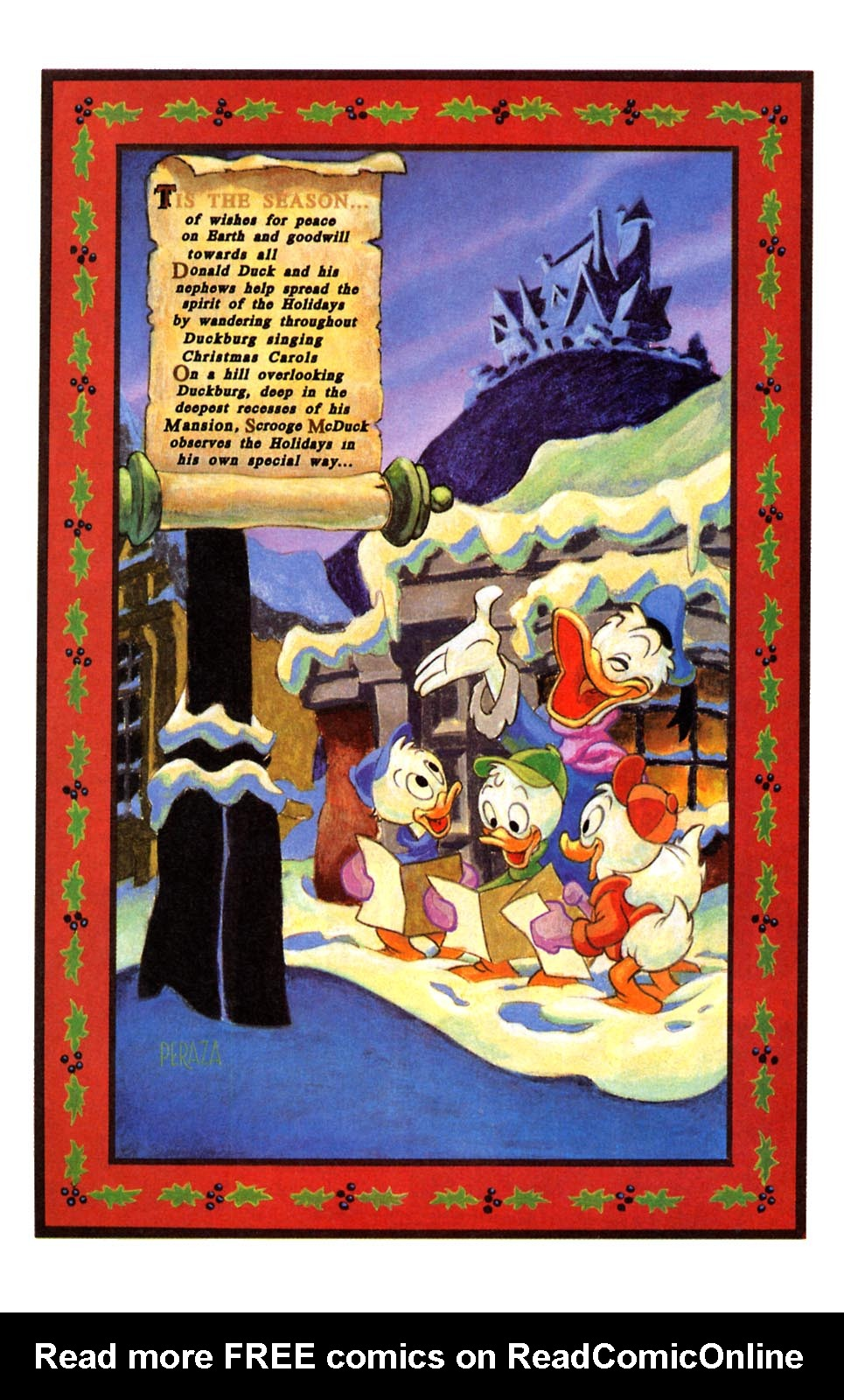 Uncle Scrooge (1953) Issue #251 #251 - English 22
