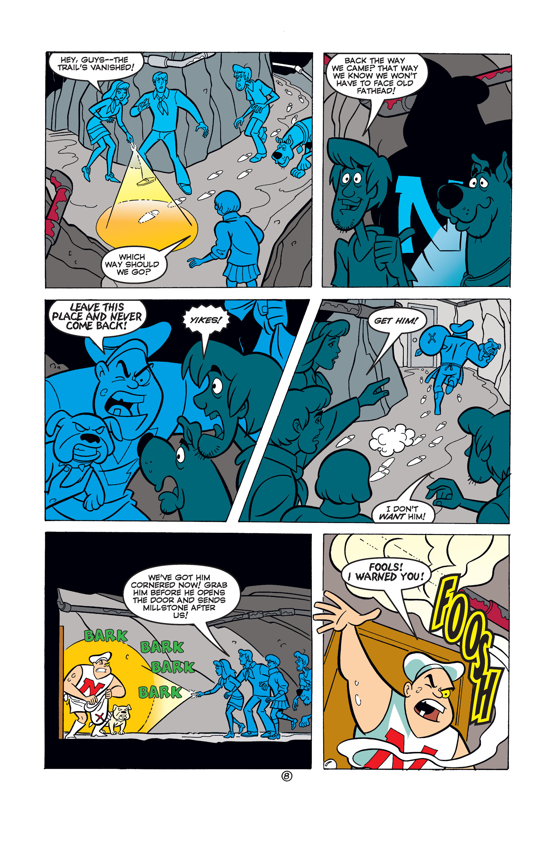 Read online Scooby-Doo (1997) comic -  Issue #43 - 21