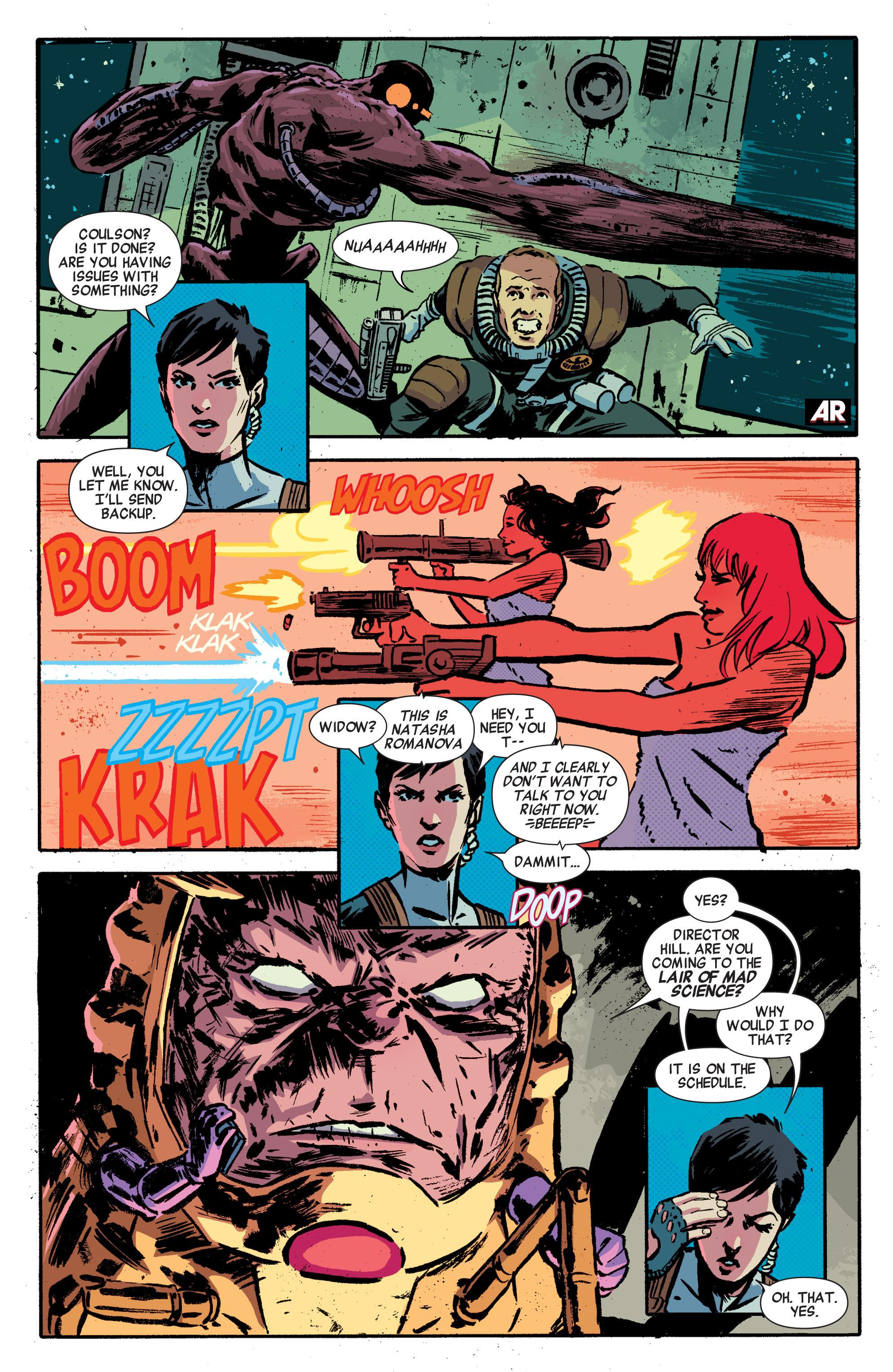 Read online Secret Avengers (2014) comic -  Issue #1 - 7