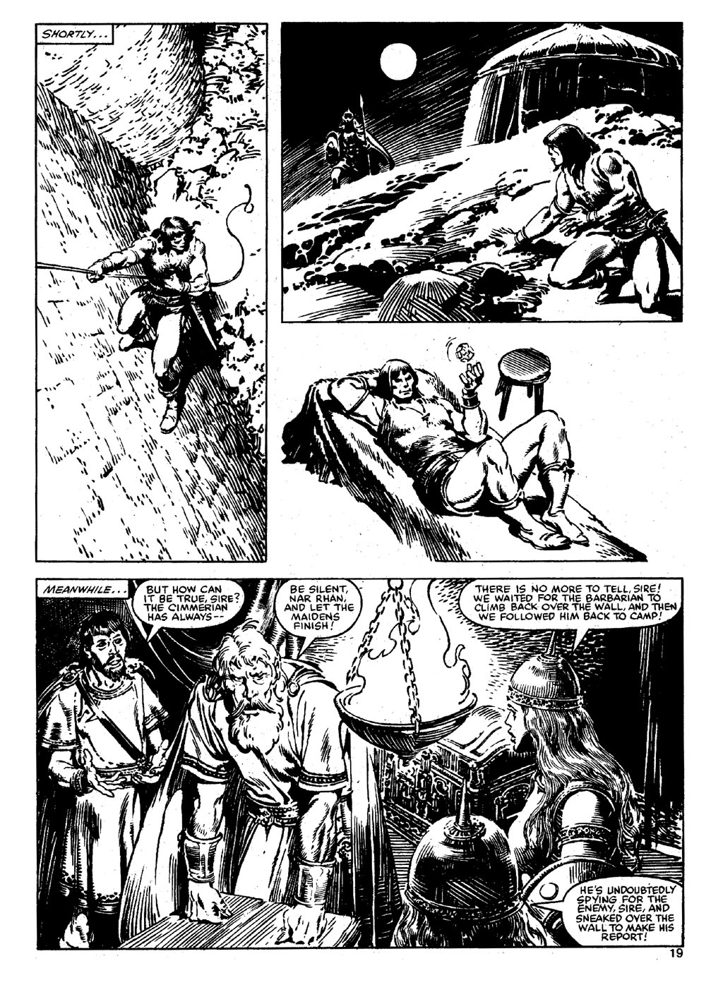 The Savage Sword Of Conan Issue #90 #91 - English 18