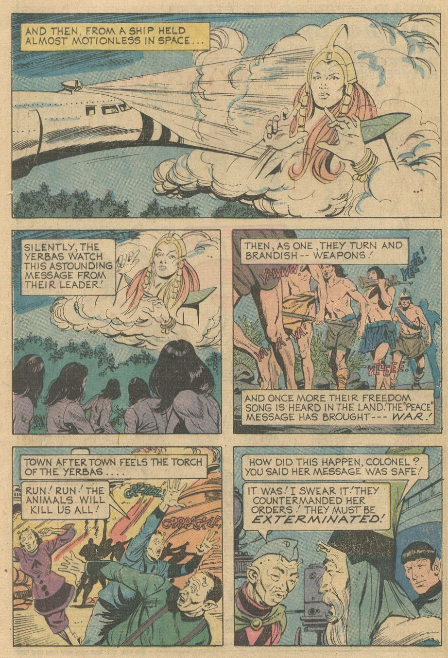 Star Trek (1967) Issue #32 #32 - English 18
