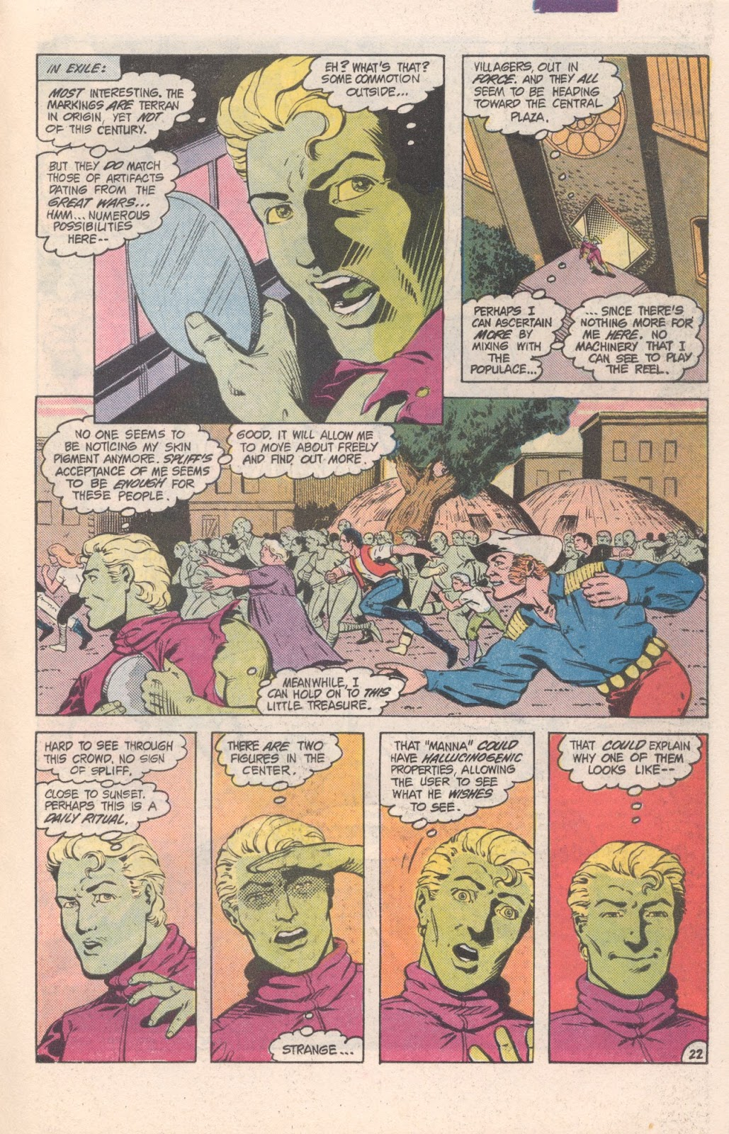 Tales of the Legion Issue #322 #9 - English 23