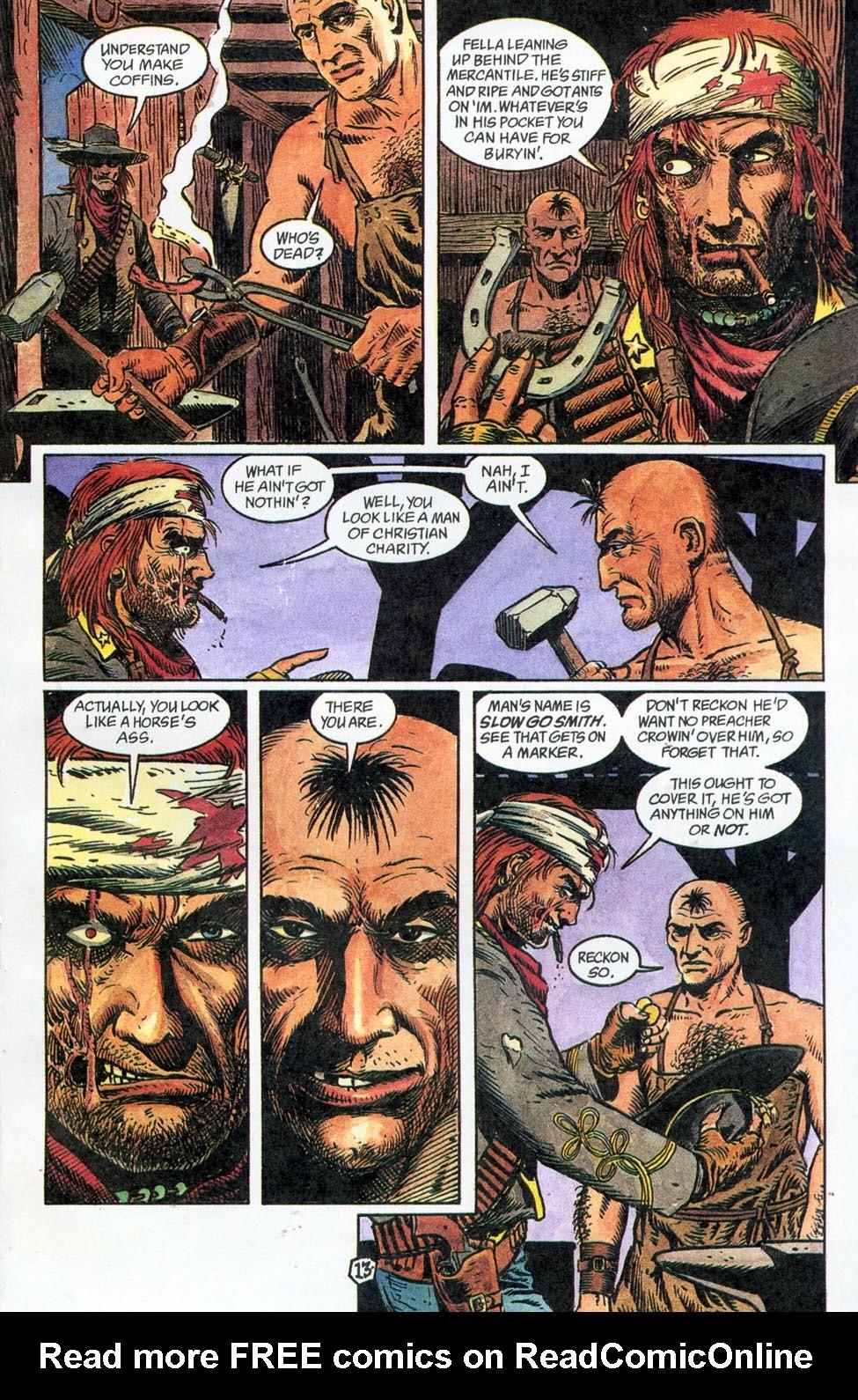 Jonah Hex: Two-Gun Mojo Issue #3 #3 - English 15