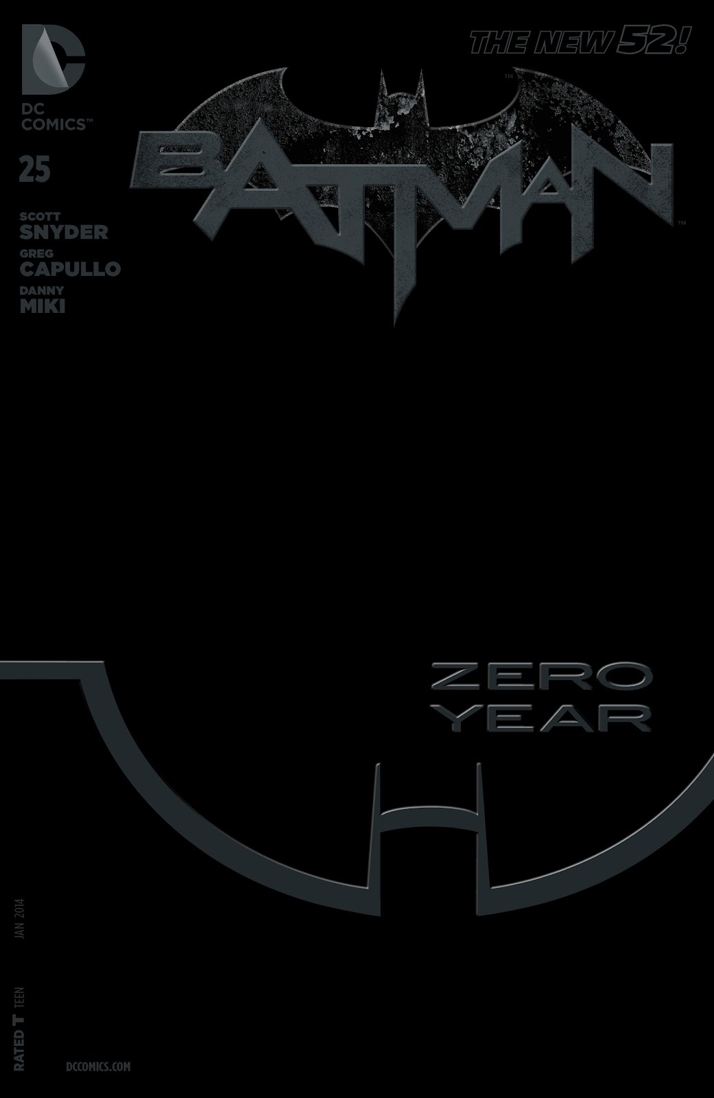 Batman (2011) Issue #25 #44 - English 1