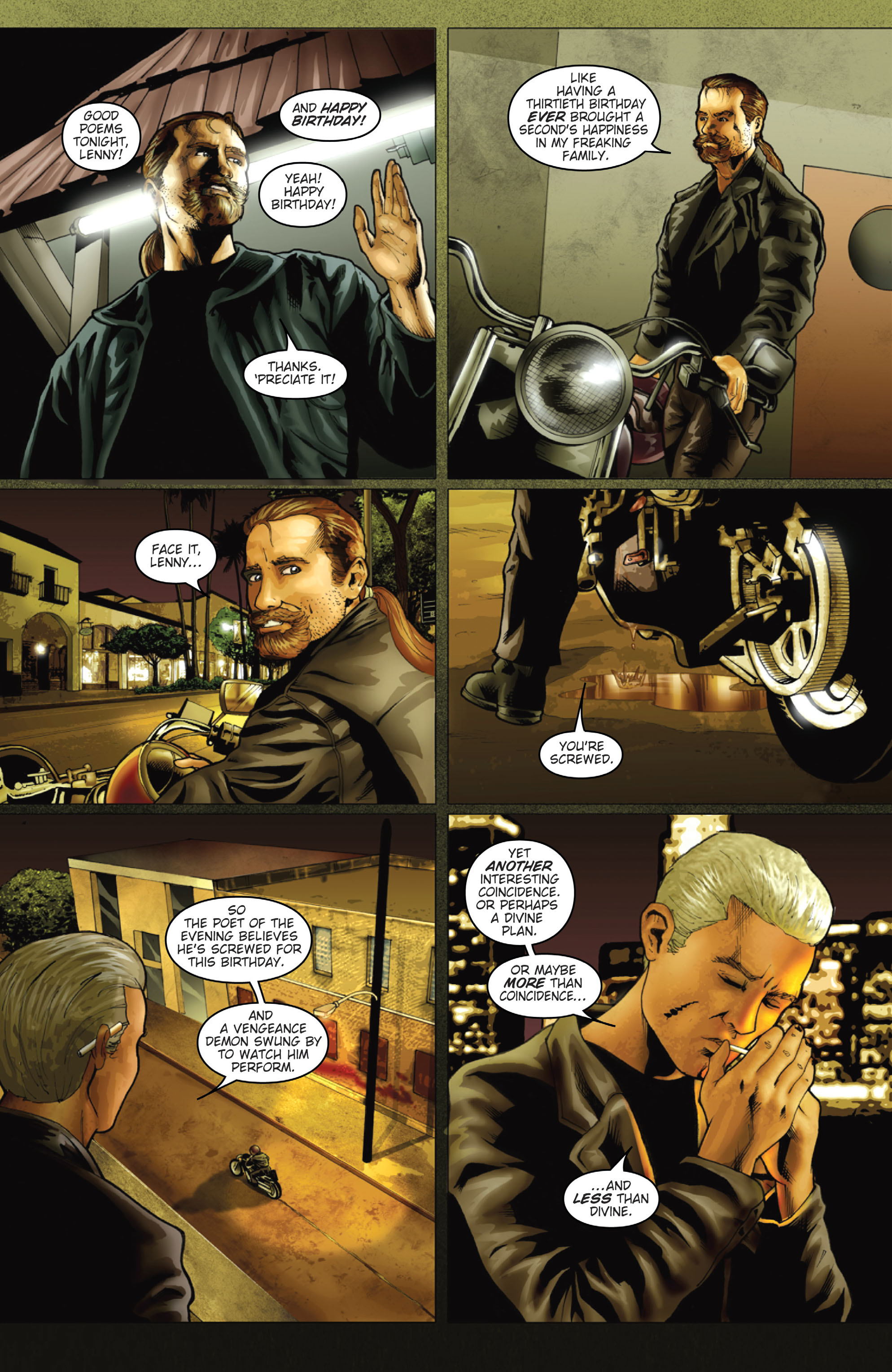 Read online Spike (2006) comic -  Issue # Full - 18