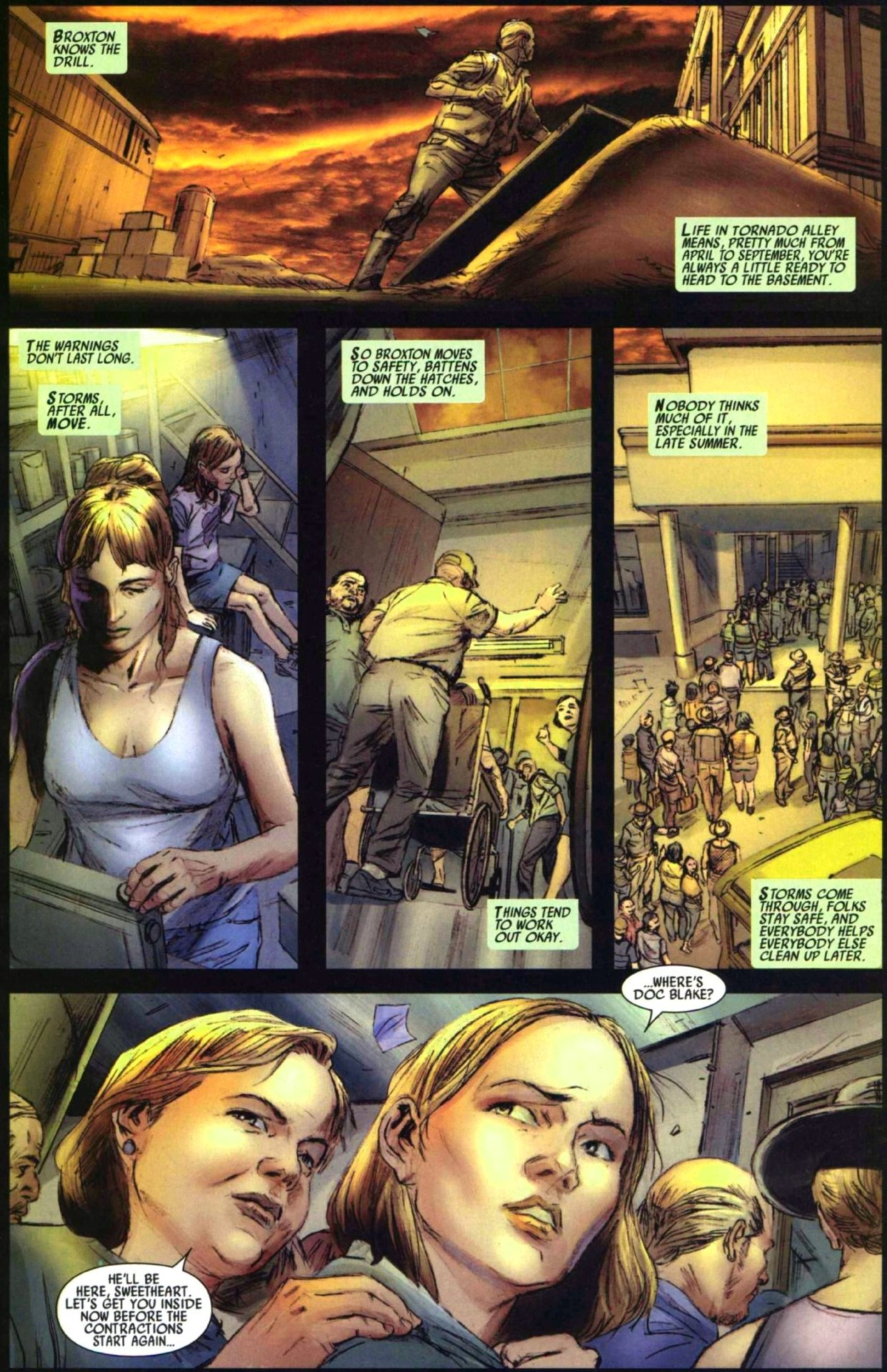 Read online Secret Invasion: Thor comic -  Issue #1 - 13