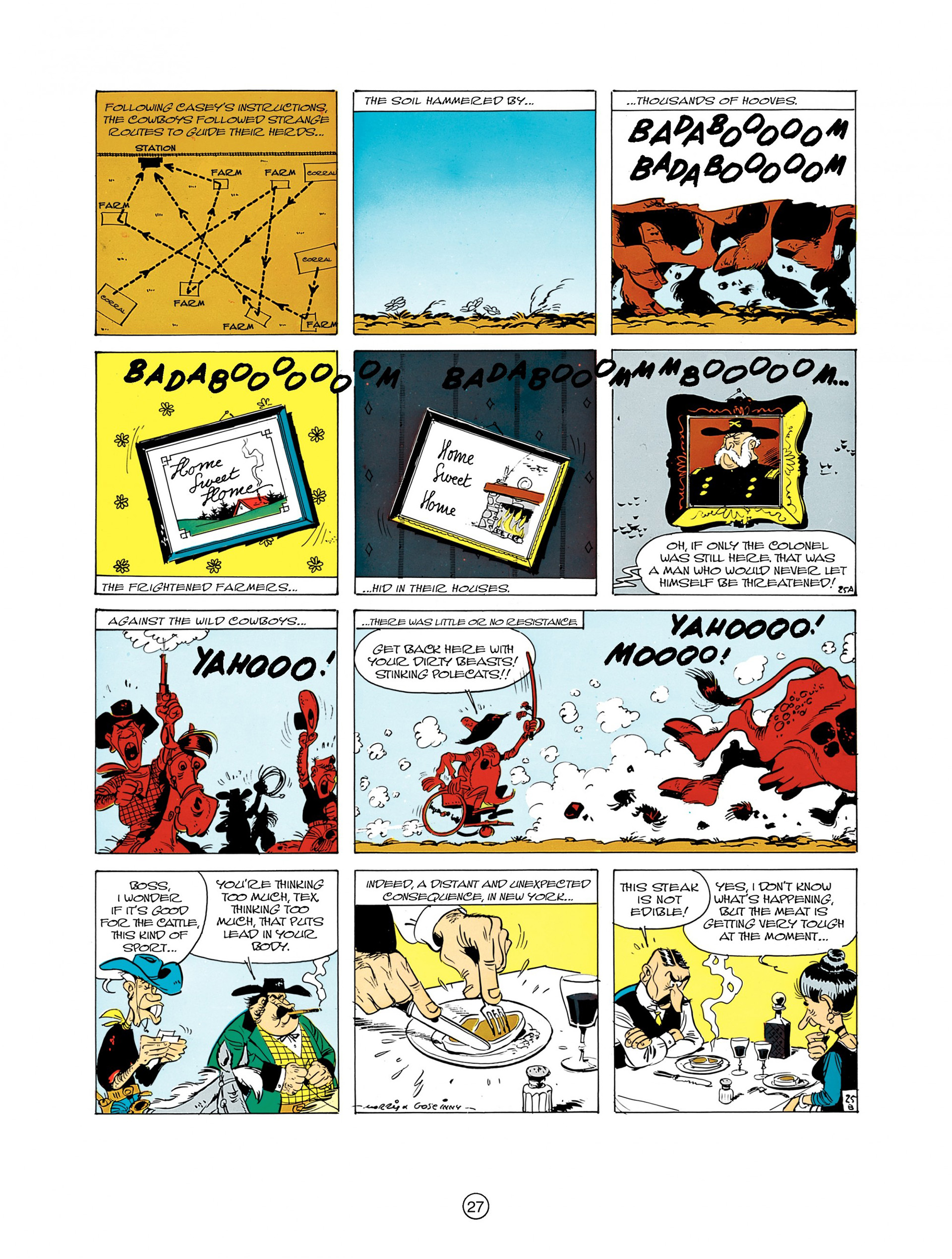 A Lucky Luke Adventure 7 Page 26
