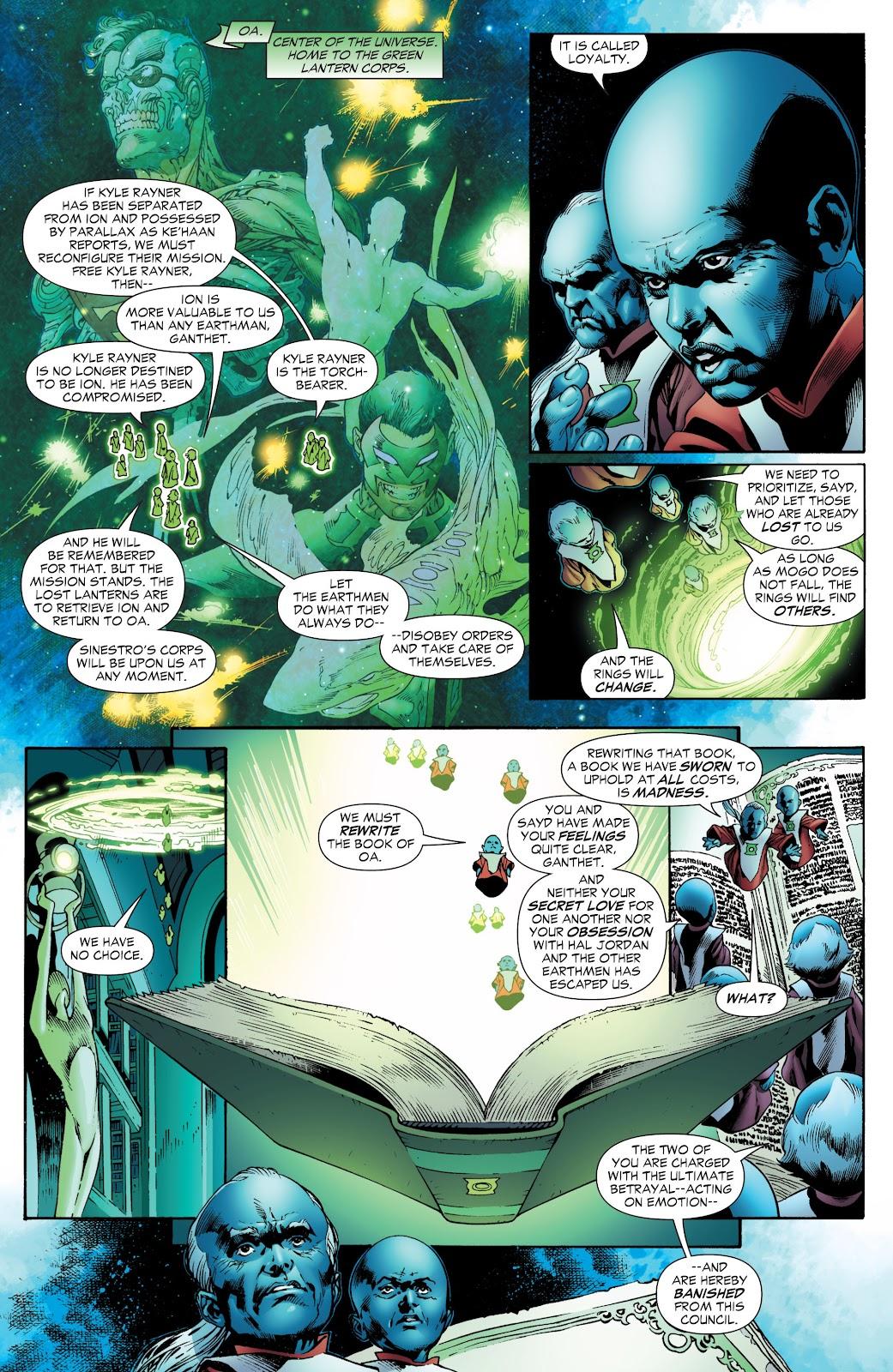 Green Lantern: The Sinestro Corps War Full #1 - English 144