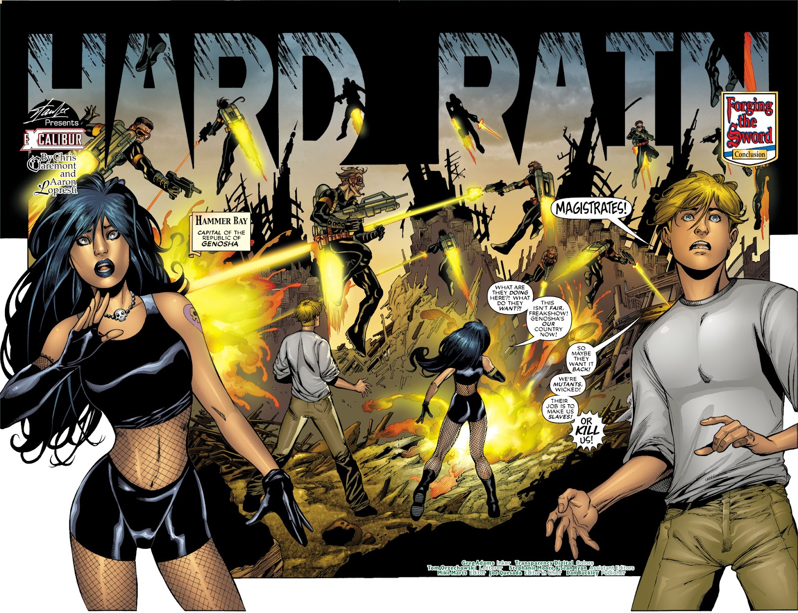 Excalibur (2004) Issue #4 #4 - English 2