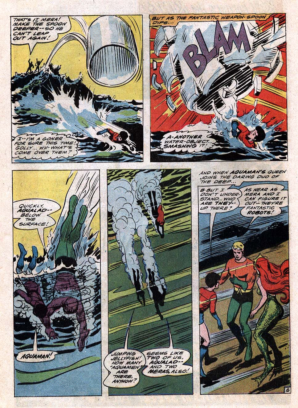 Aquaman (1962) Issue #27 #27 - English 8