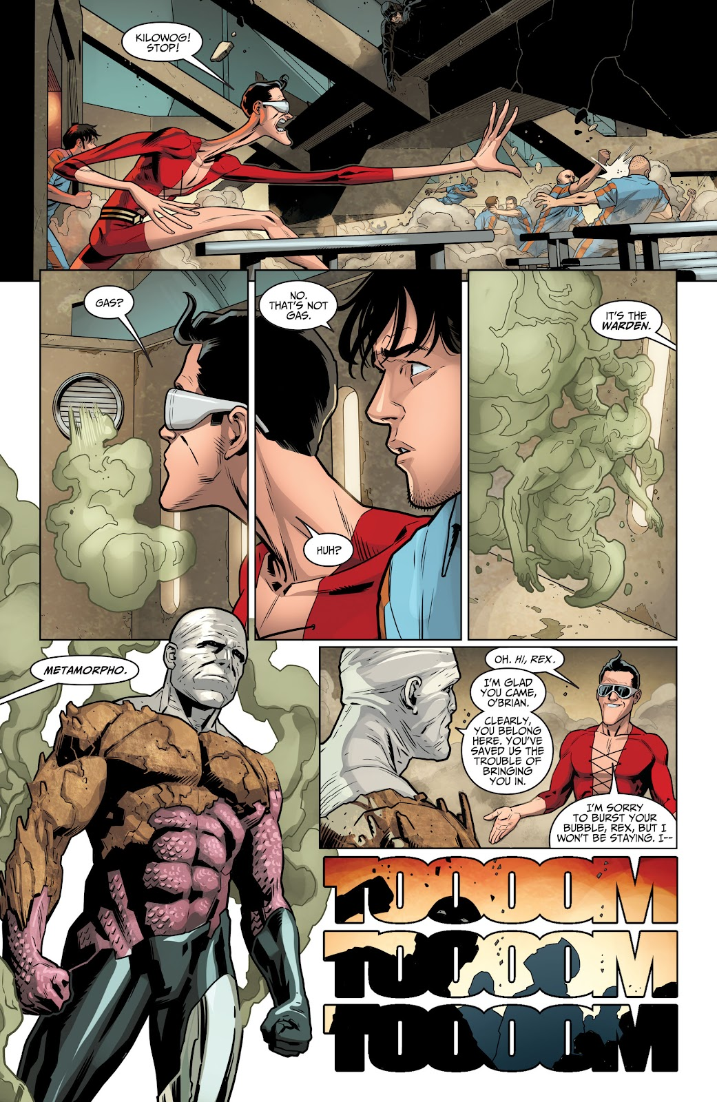 Injustice: Gods Among Us Year Four _Annual 1 #1 - English 29