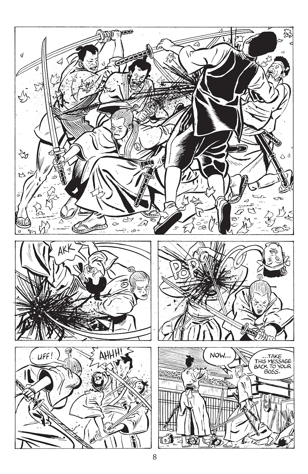 Stray Bullets Issue #39 #39 - English 10
