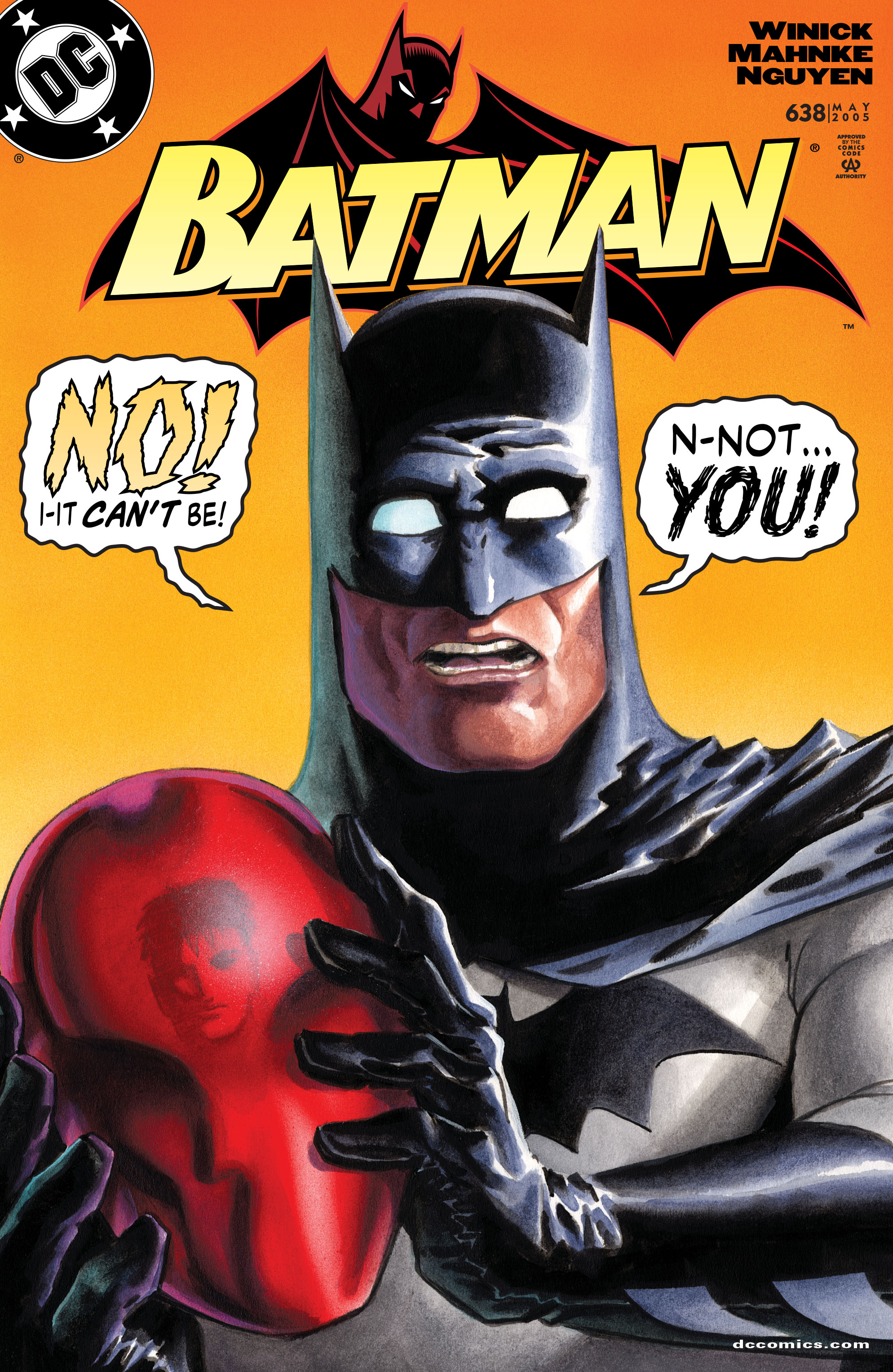 Batman (1940) 638 Page 1
