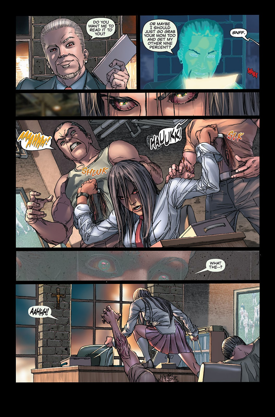 X-23: Target X Issue #3 #3 - English 11