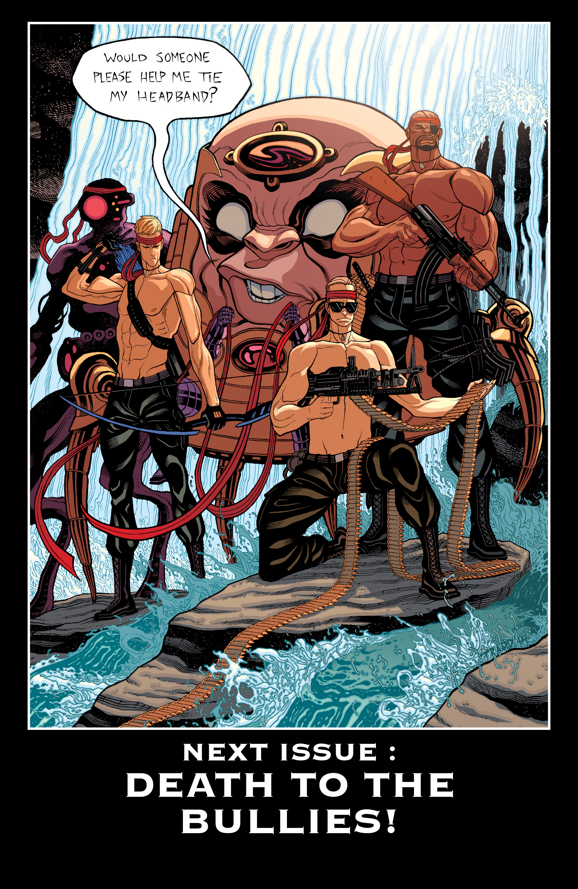 Read online Secret Avengers (2014) comic -  Issue #12 - 21