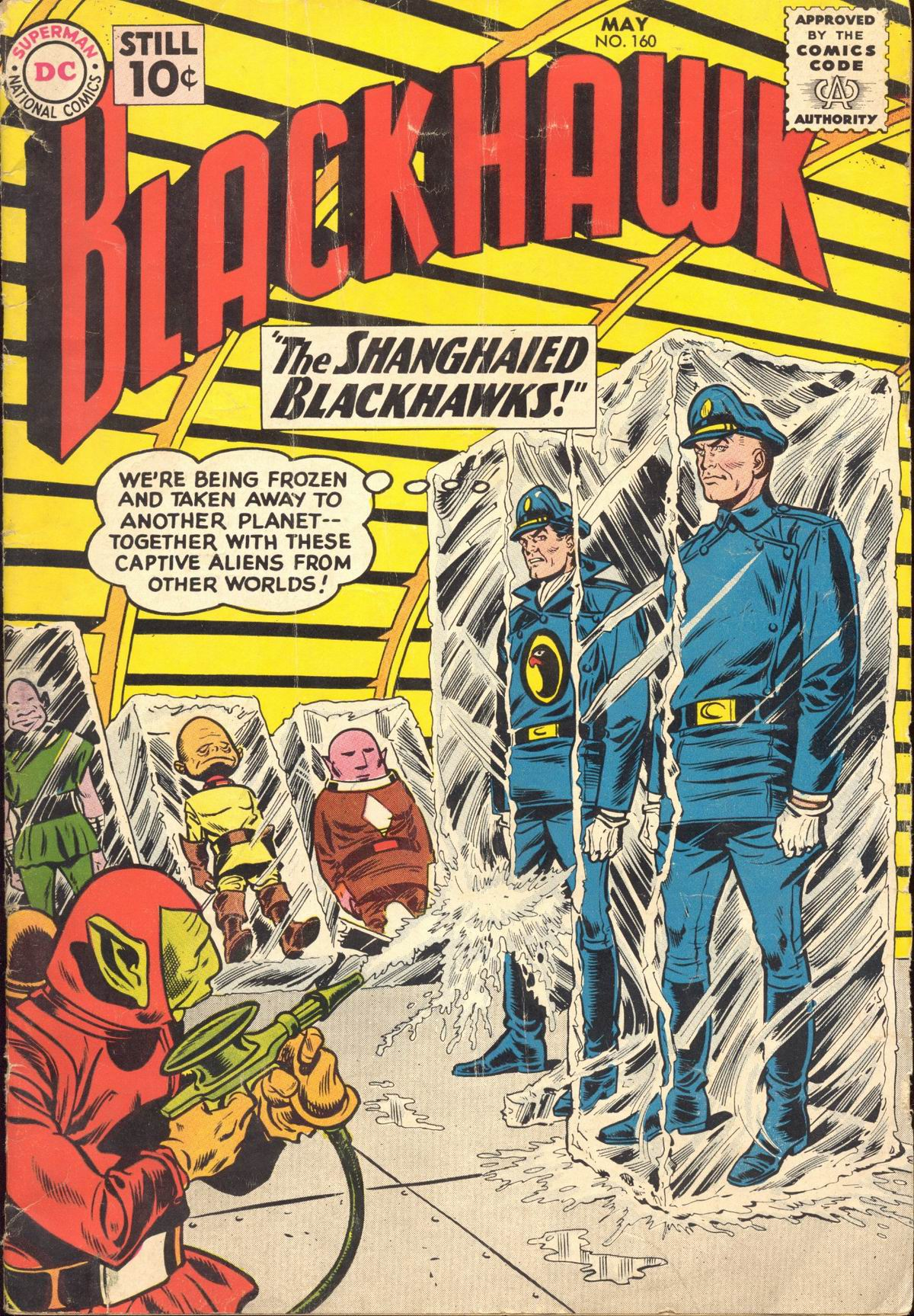 Blackhawk (1957) 160 Page 1