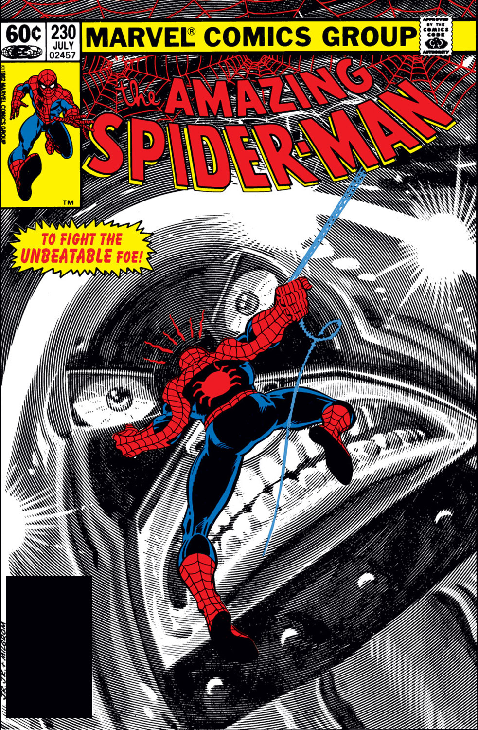 The Amazing Spider-Man (1963) 230 Page 1