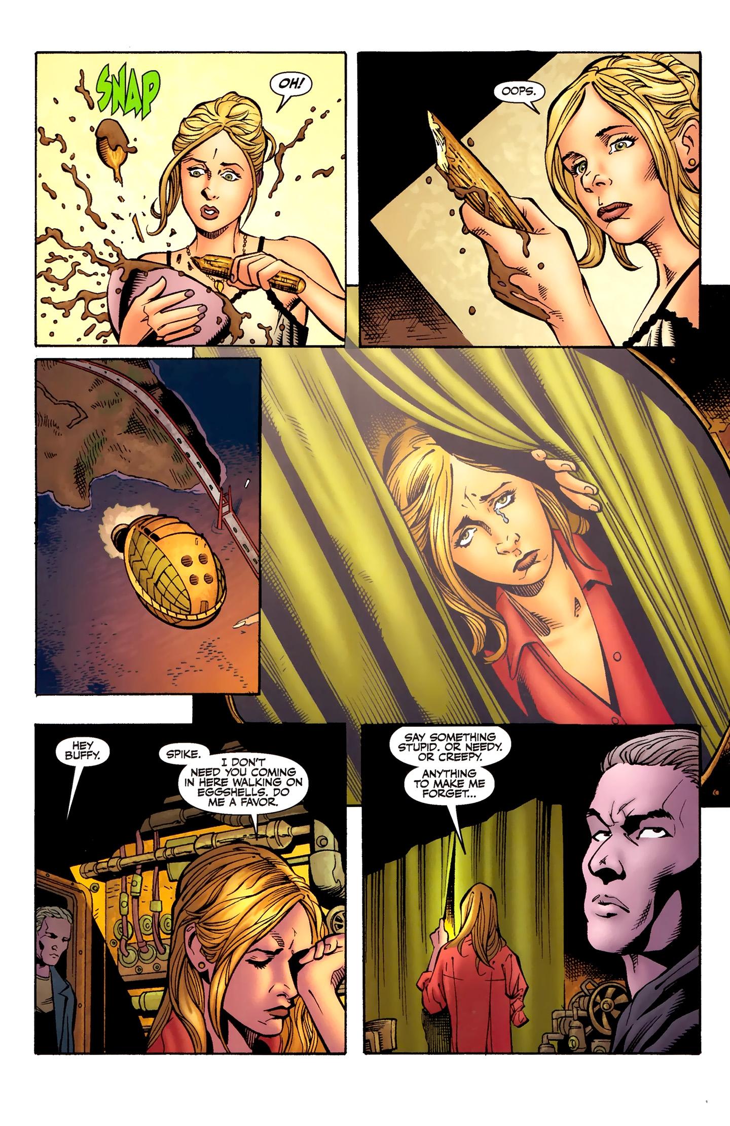 Read online Buffy the Vampire Slayer Season Nine comic -  Issue #8 - 16