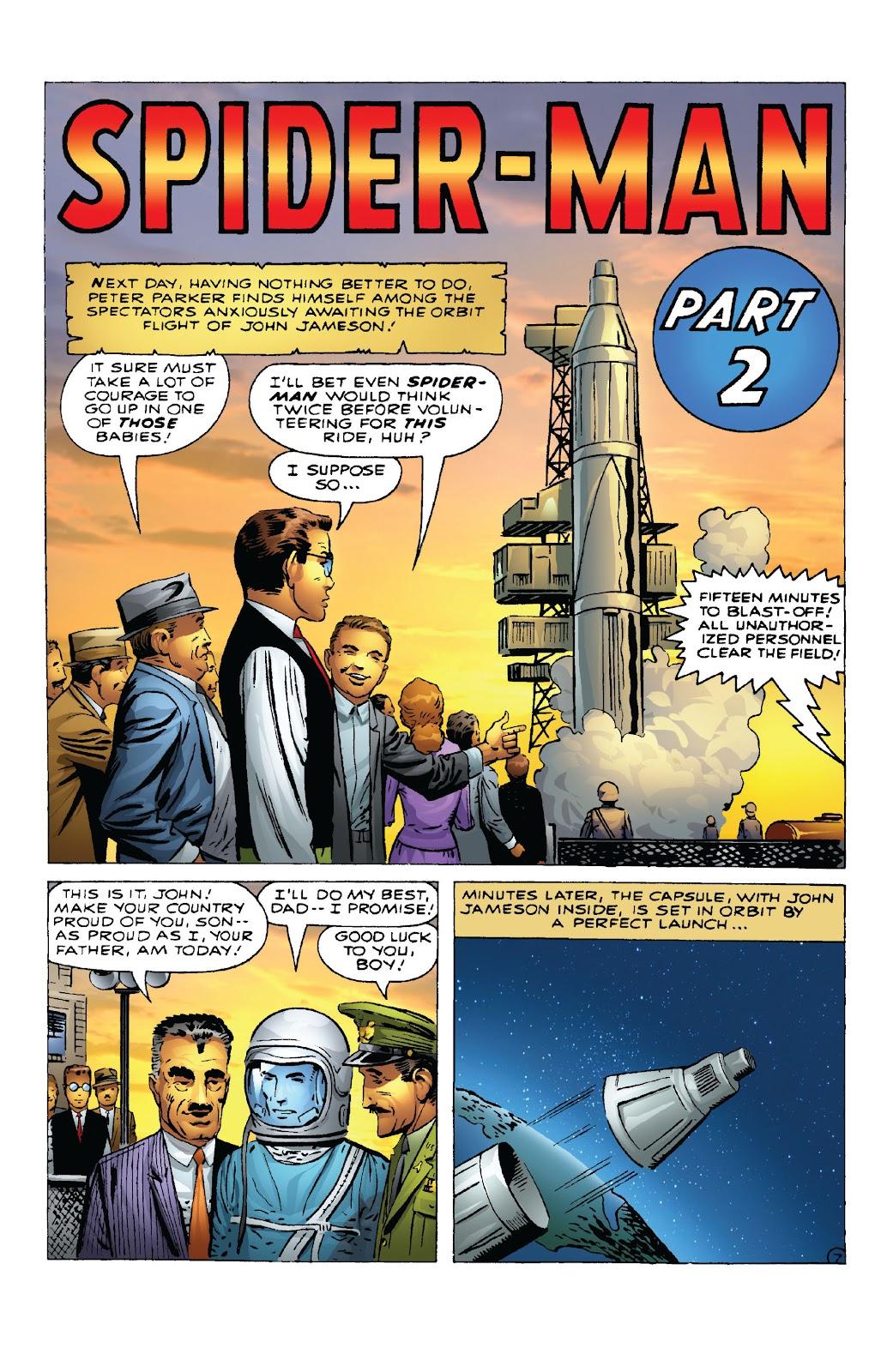 Amazing Fantasy #15: Spider-Man! Full #1 - English 22