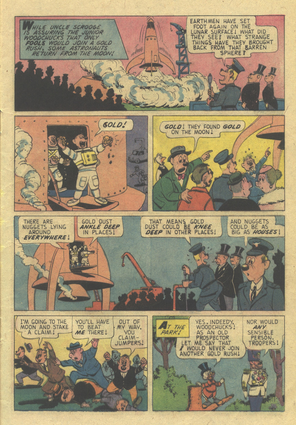 >Uncle Scrooge (1953) Iss #288 - English 5