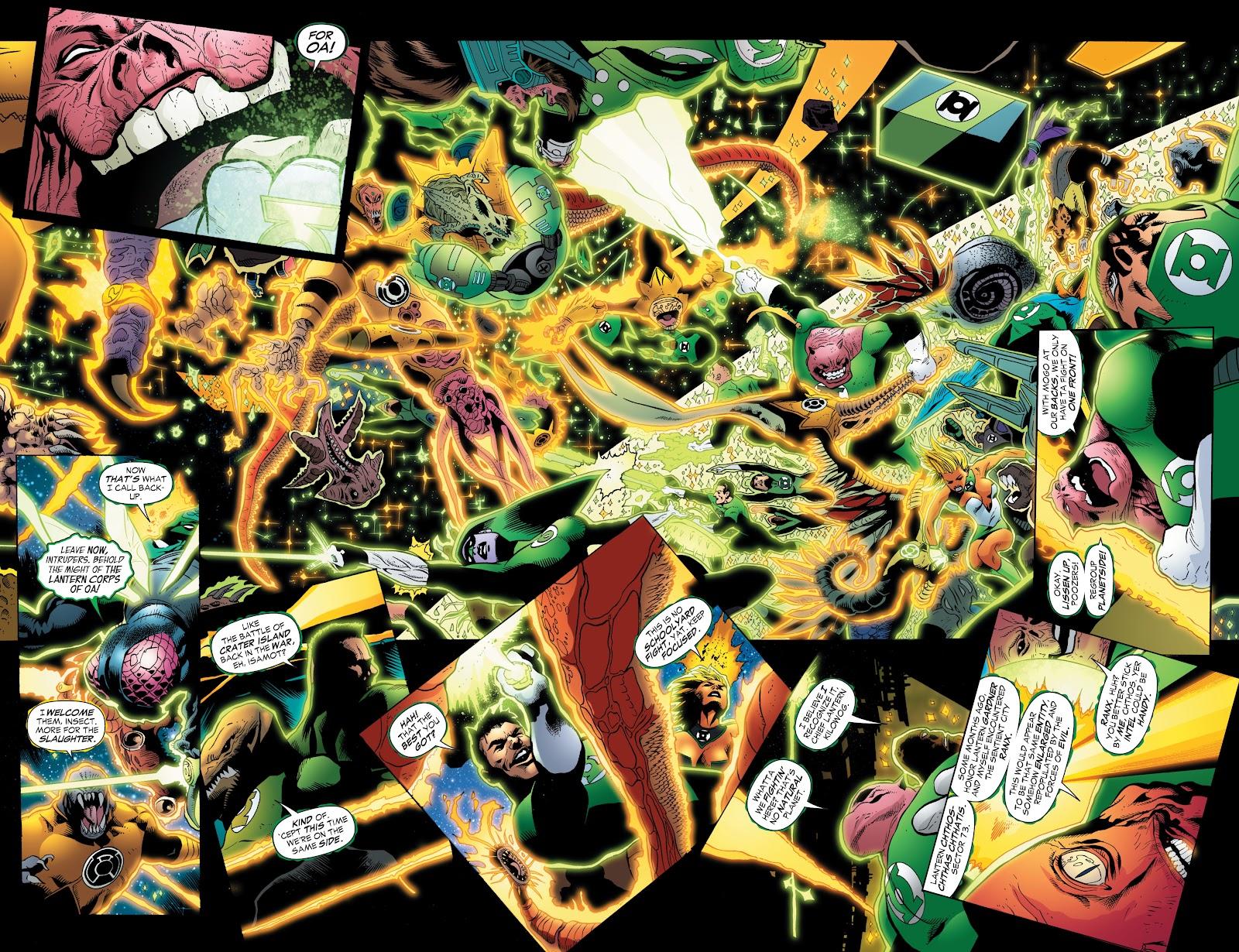 Green Lantern: The Sinestro Corps War Full #1 - English 119