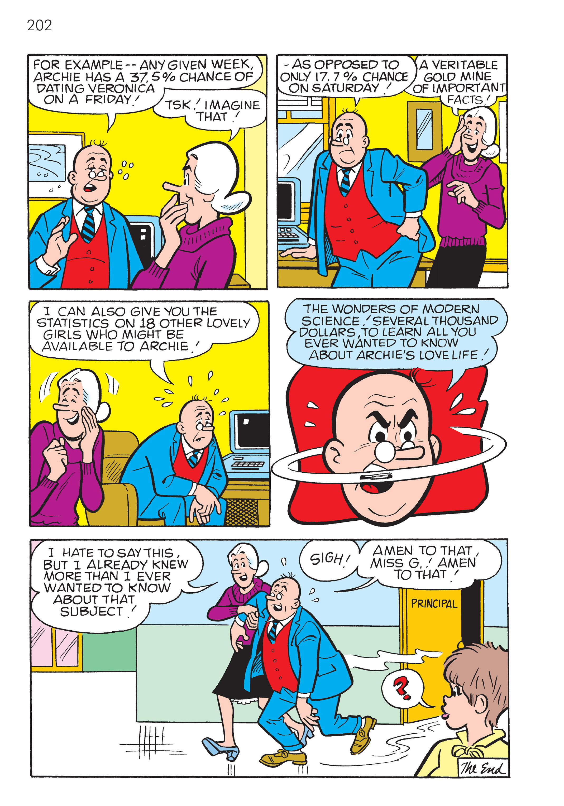 Read online The Best of Archie Comics comic -  Issue # TPB 4 (Part 1) - 203