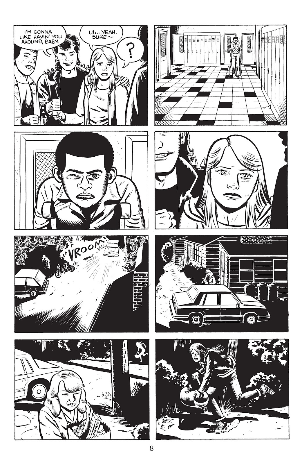 Stray Bullets Issue #33 #33 - English 10