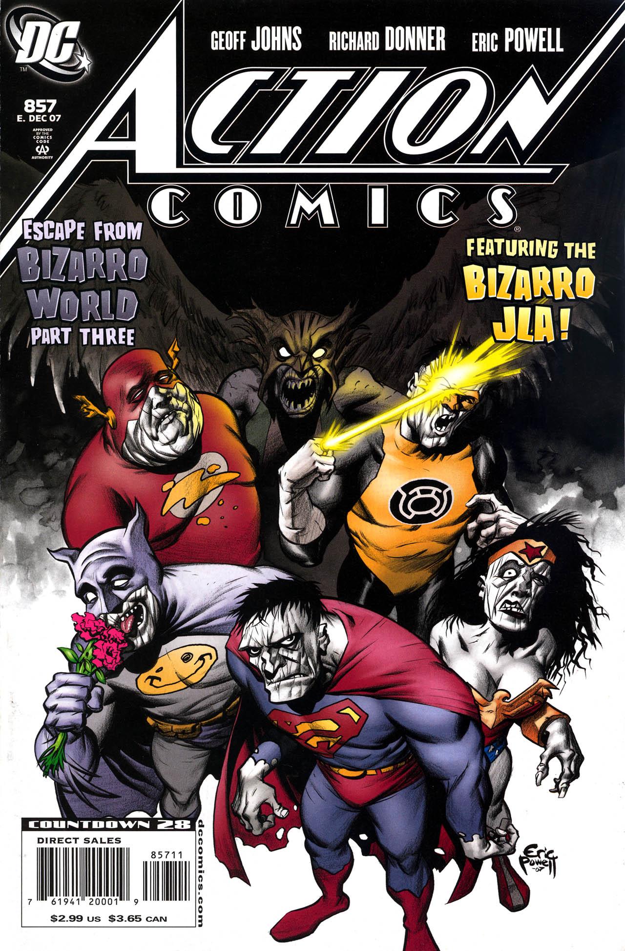 Action Comics (1938) 857 Page 1