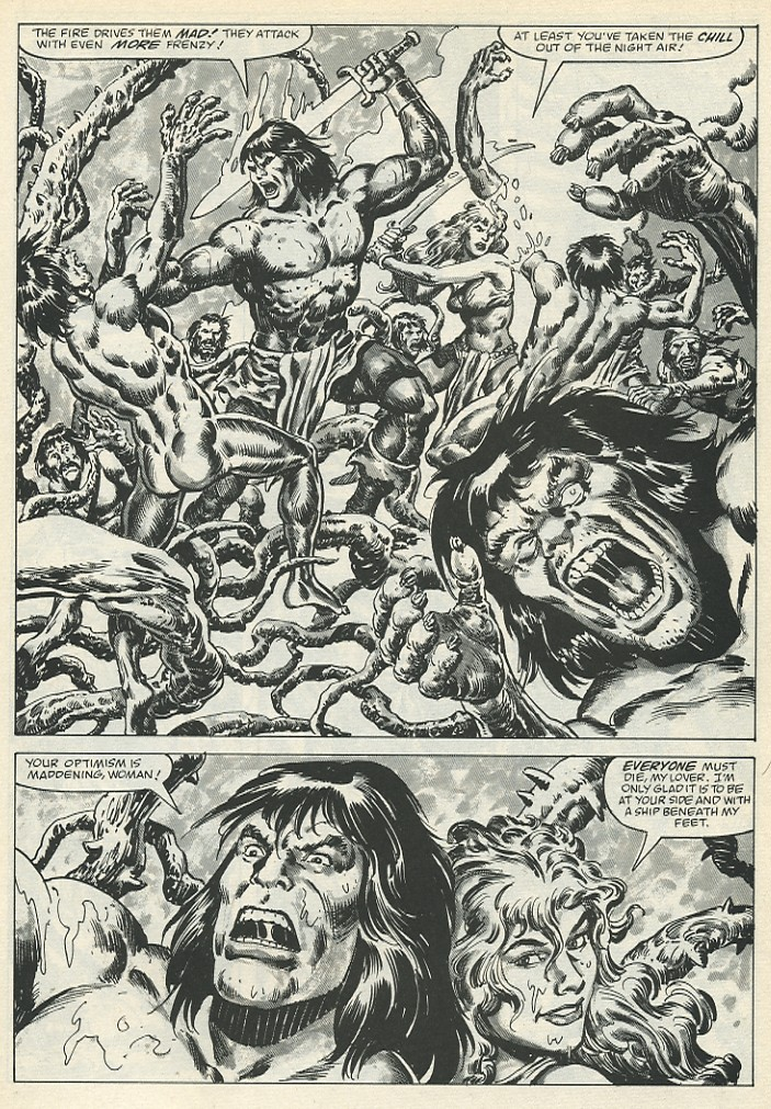 The Savage Sword Of Conan Issue #139 #140 - English 47