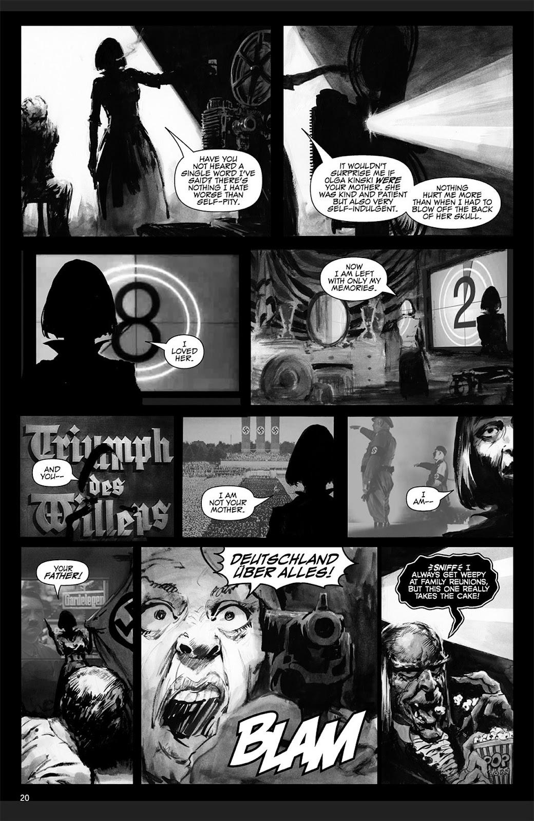 Creepy (2009) Issue #4 #4 - English 22