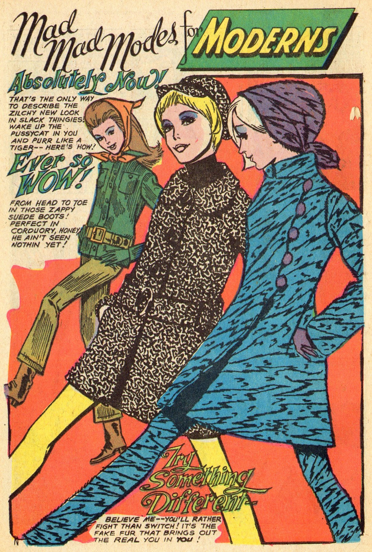 Read online Secret Hearts comic -  Issue #119 - 16