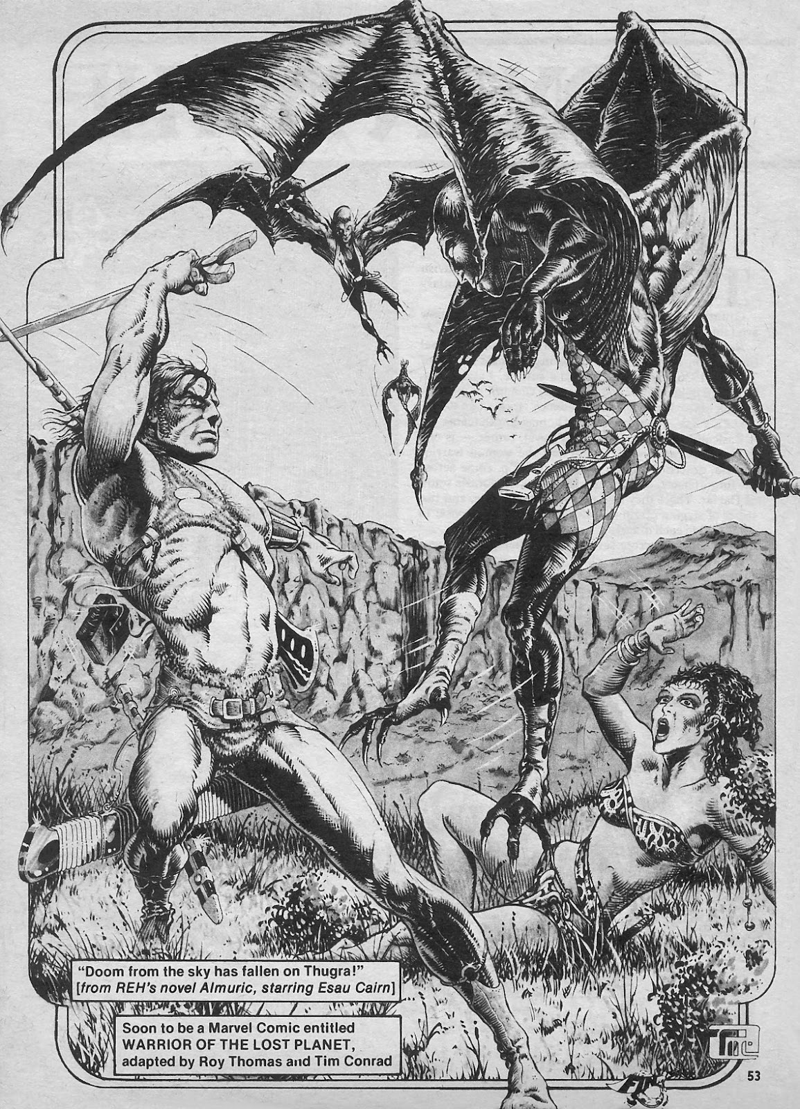 The Savage Sword Of Conan Issue #15 #16 - English 53