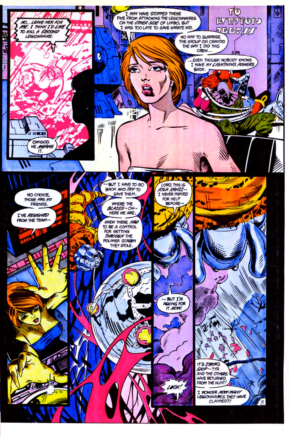 Tales of the Legion Issue #330 #17 - English 4