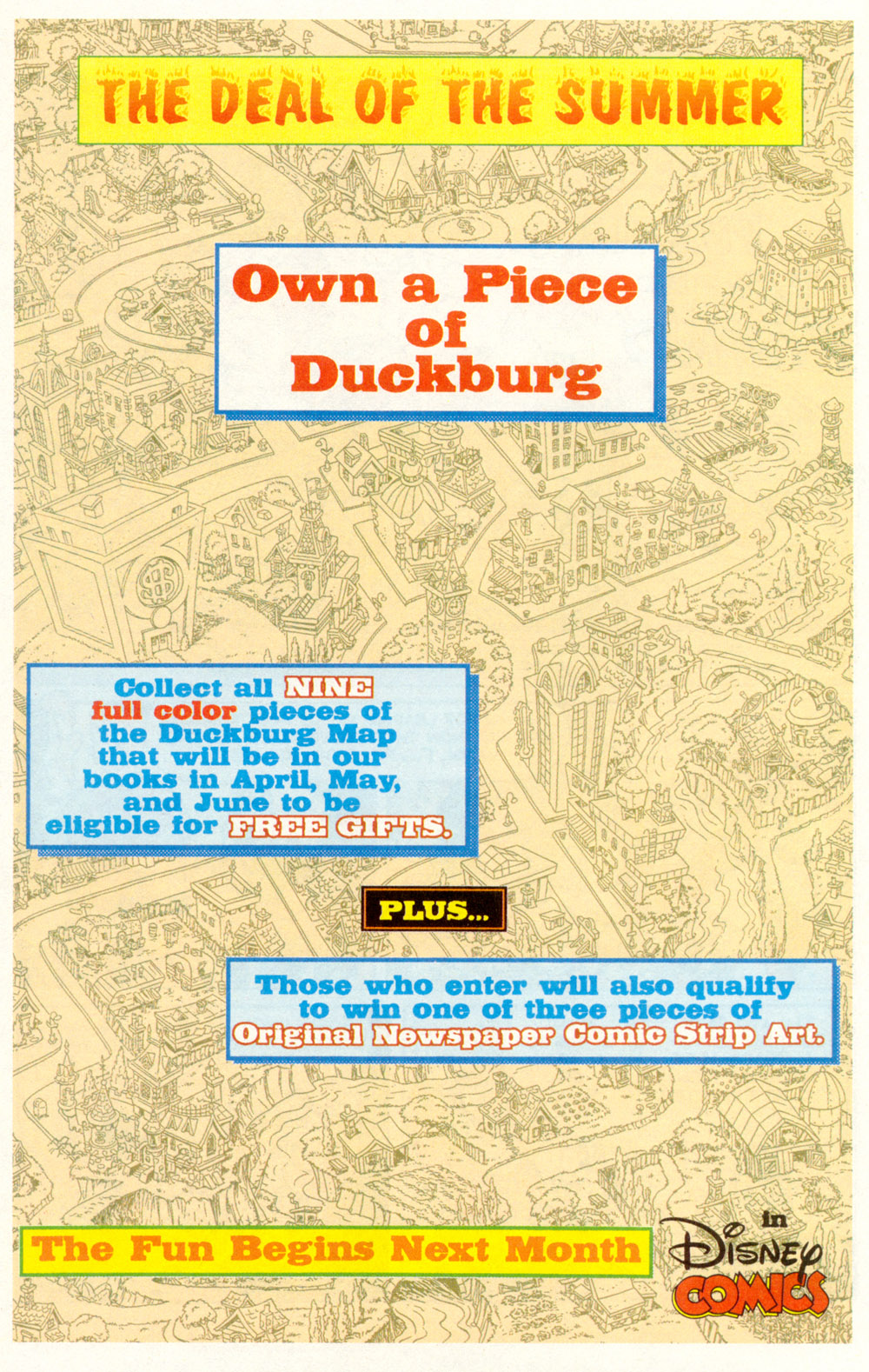 Uncle Scrooge (1953) Issue #266 #266 - English 26