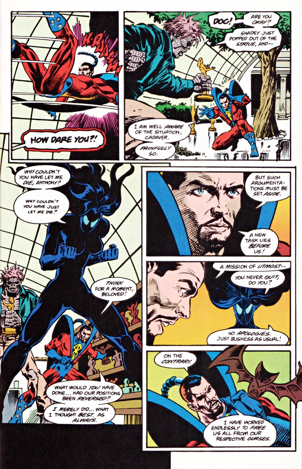 Read online Secret Defenders comic -  Issue #22 - 18